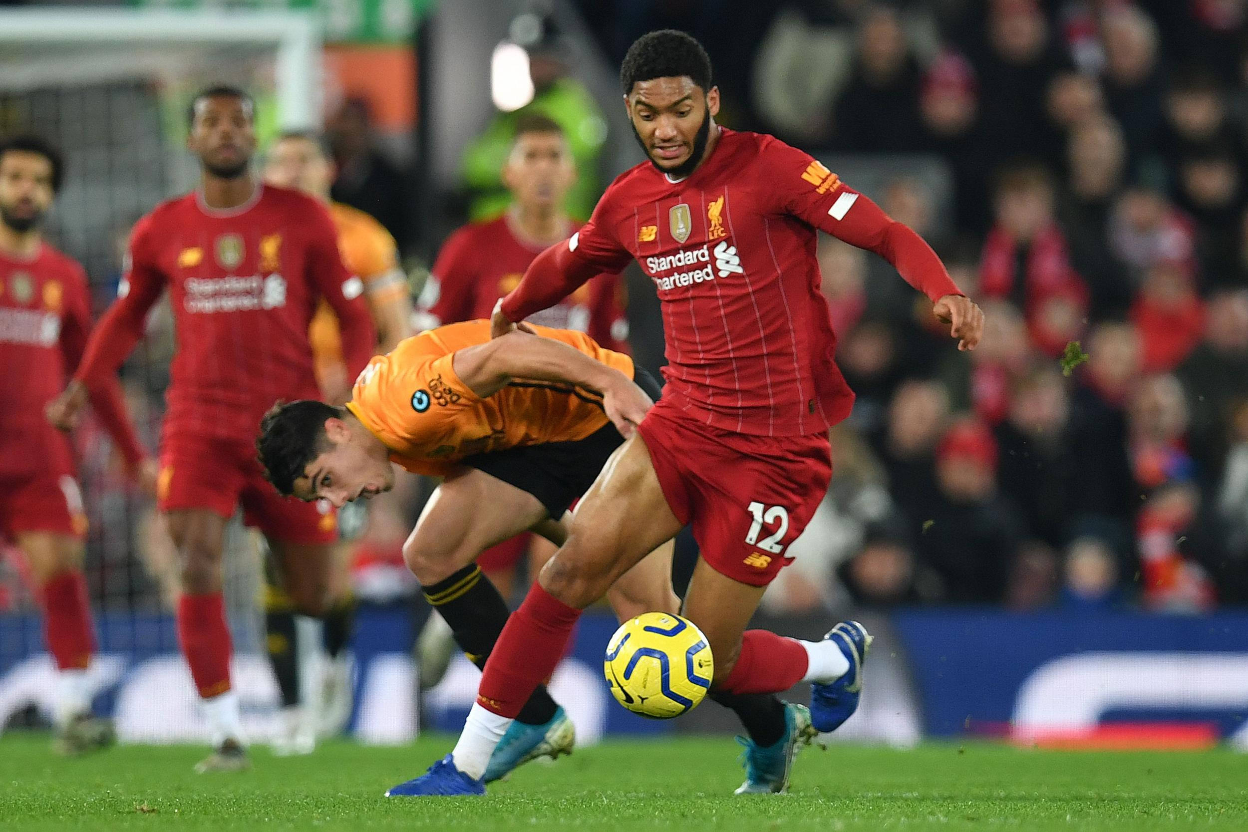 Wolves vs Liverpool live stream: How to watch Premier League fixture online and on TV tonight