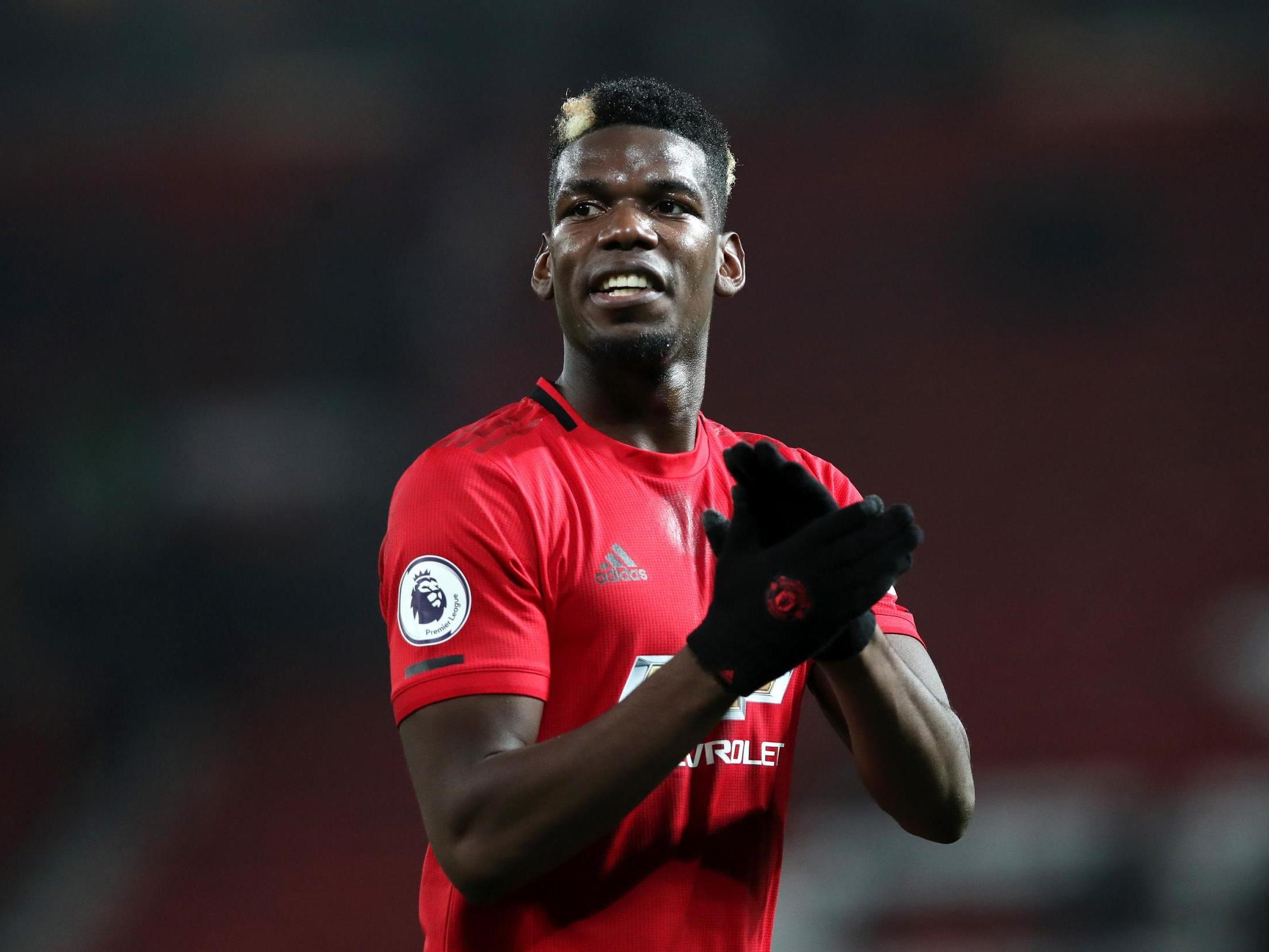 Paul Pogba set to return for Manchester United's trip to ...
