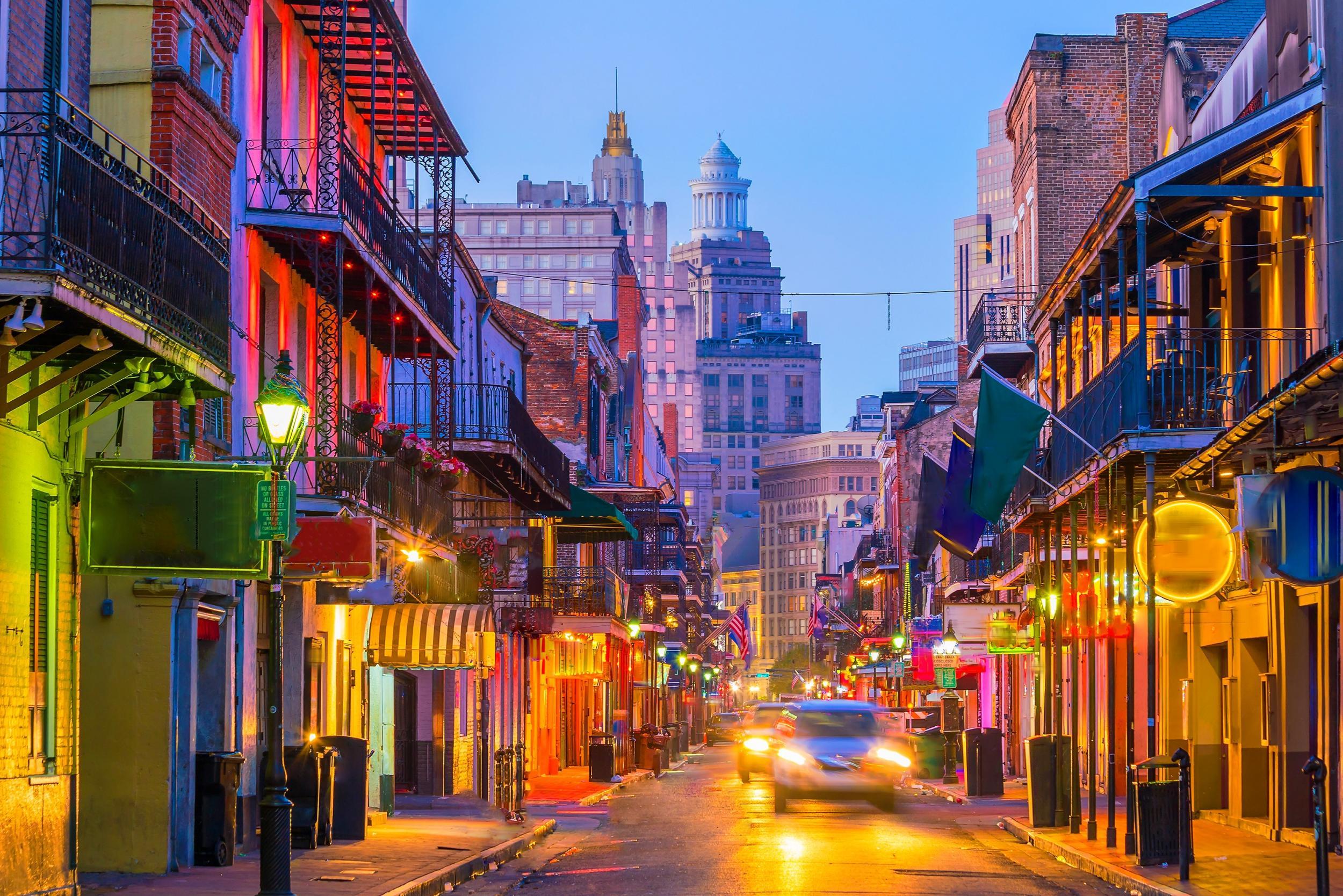 Najlepšie Sex bary New Orleans