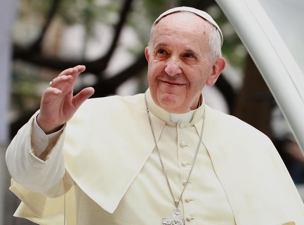 Pope Francis delivered his Lenten message this week