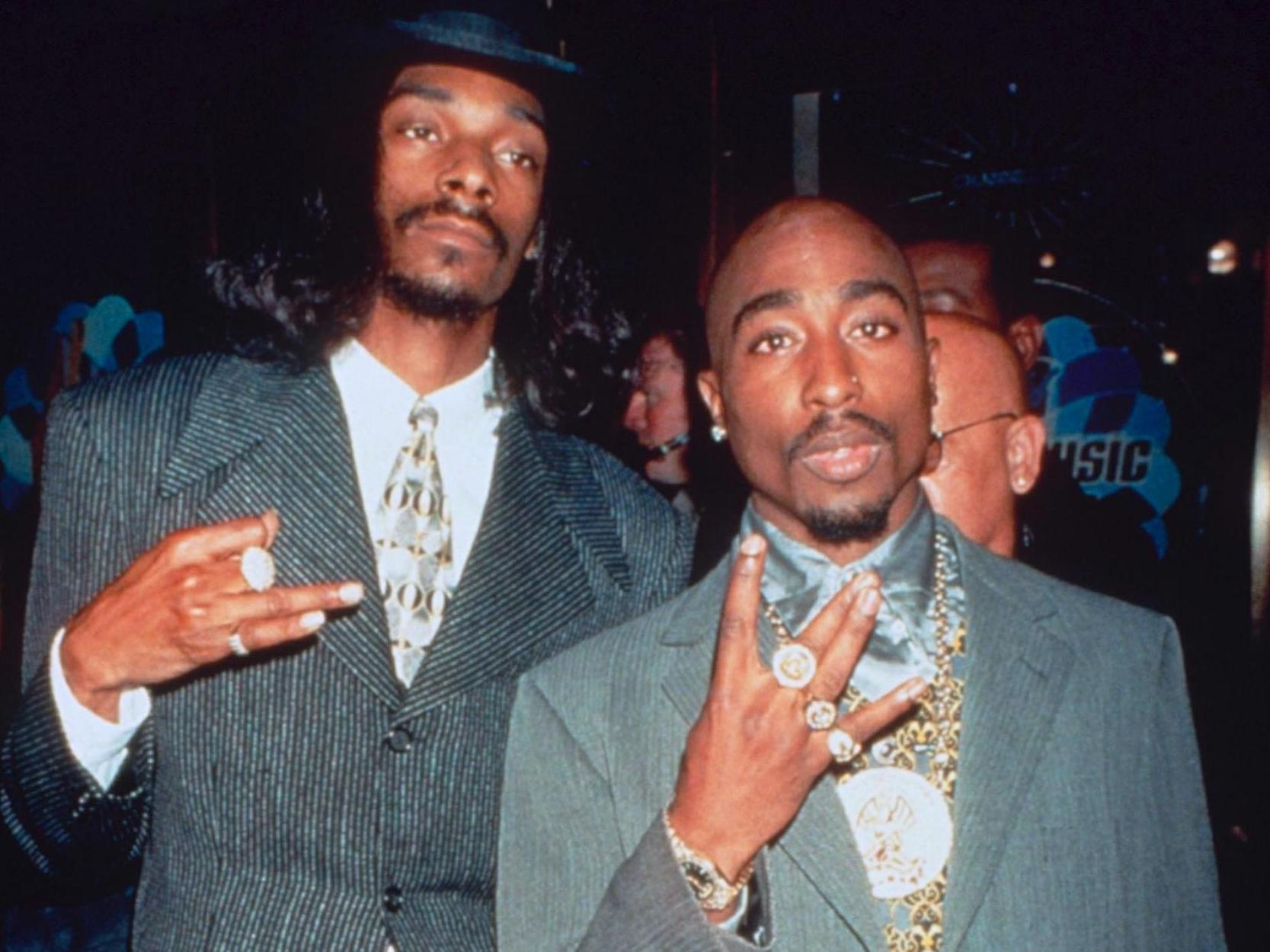 Snoop Dogg shares throwback video of Tupac Shakur from year rapper died