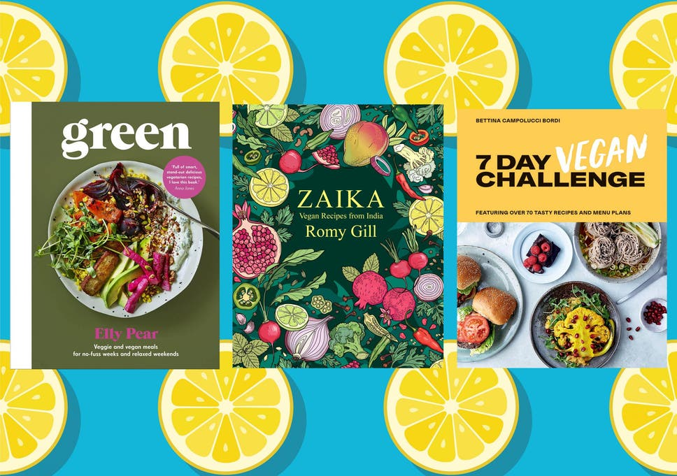 Best Vegan Cookbooks To Help You Go Meat And Dairy Free In 2020