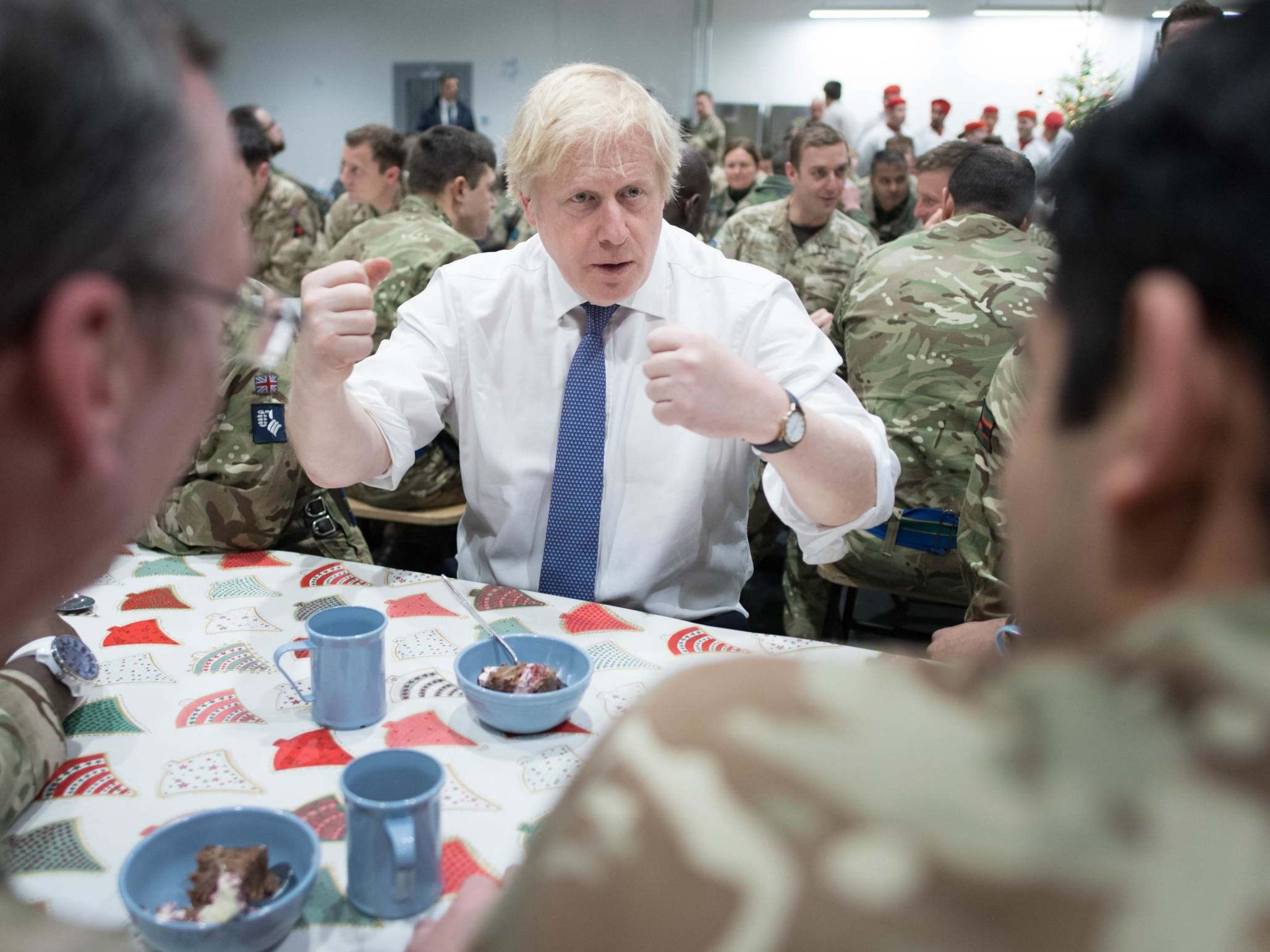 Boris Johnson accused of repeating 'lies' about Brexit and NHS in ne…