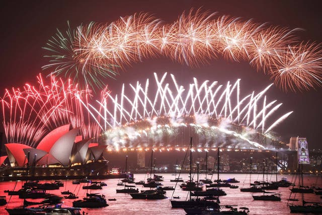A festive trip to Australia means you can catch Sydney's impressive New Year's Eve firework display