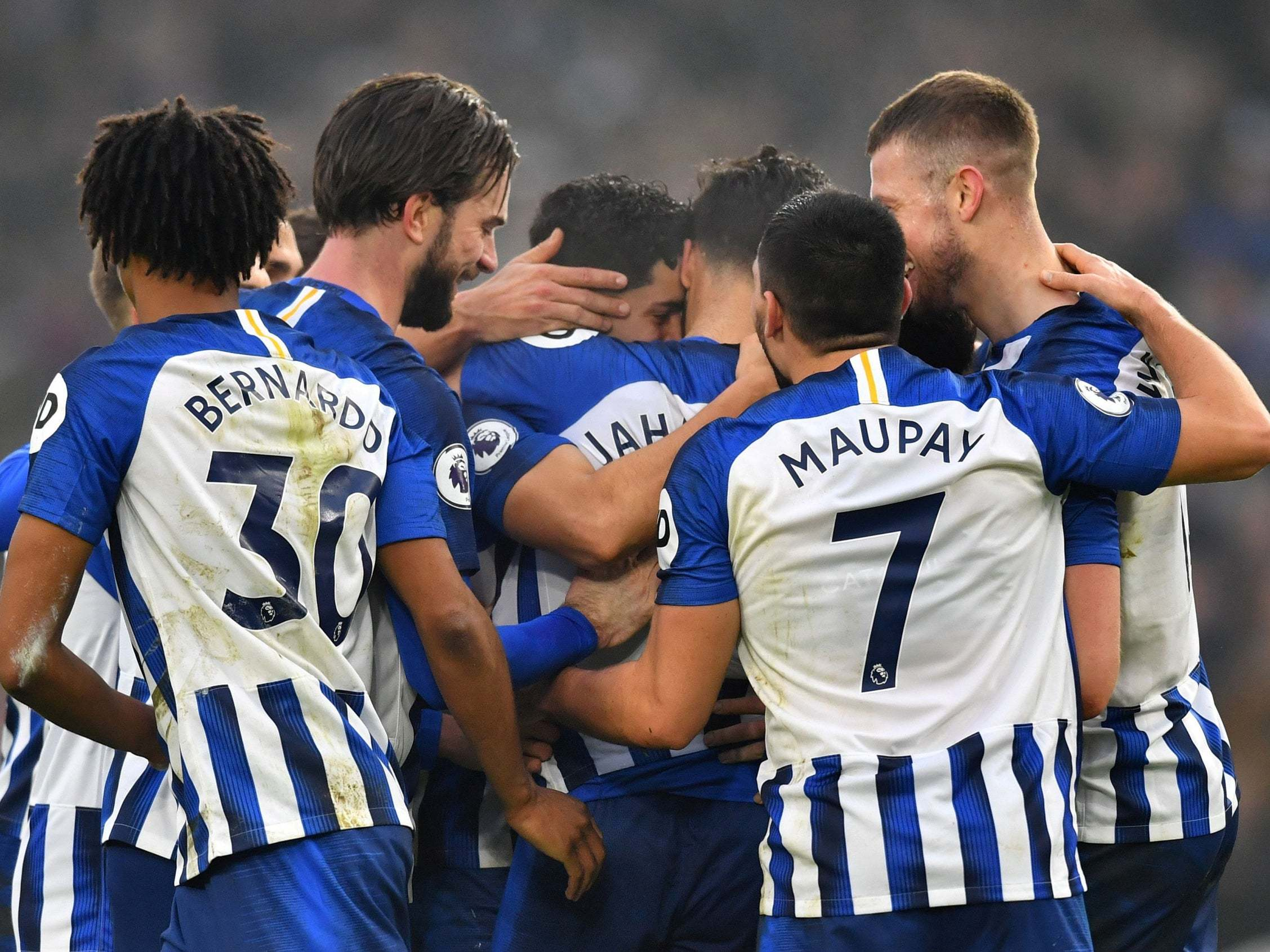 Brighton become latest Premier League club to ditch Dubai warm-weather training camp plans