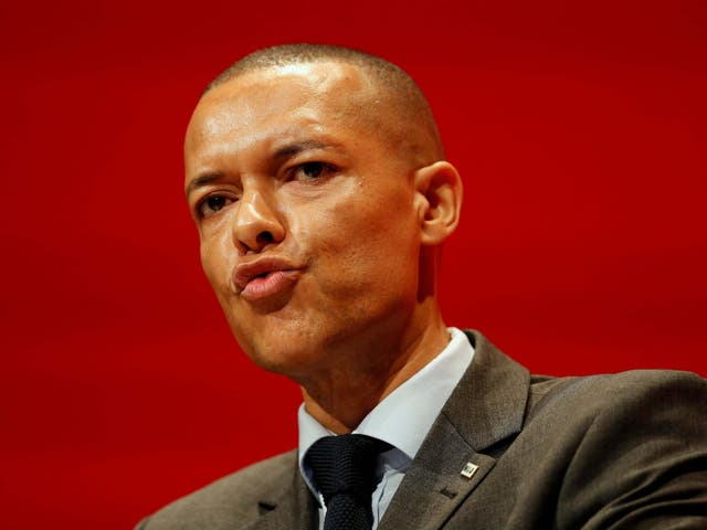 Mr Lewis said Labour MPs should use the leadership election as a lens through which to listen to one other