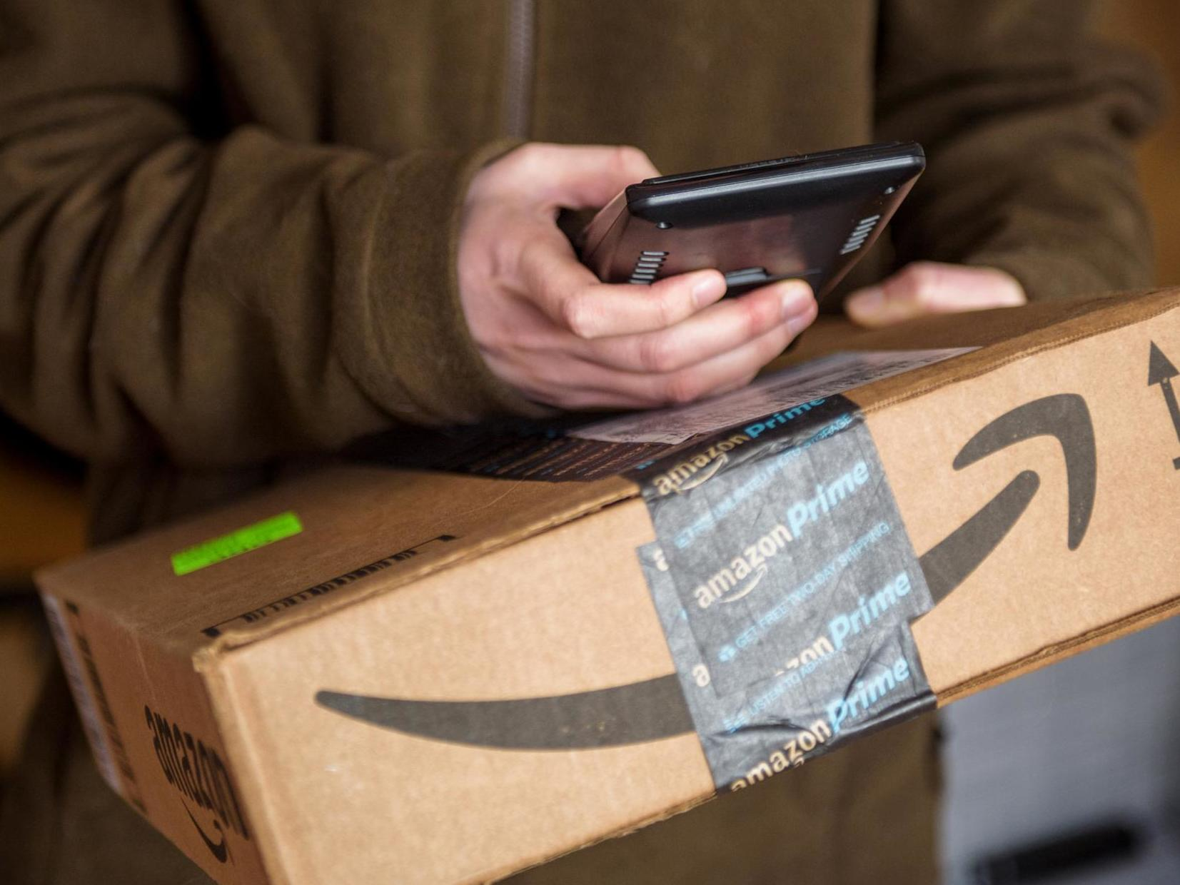 Amazon driver refuses to deliver bottle of sherry to 92-year-old woman without ID