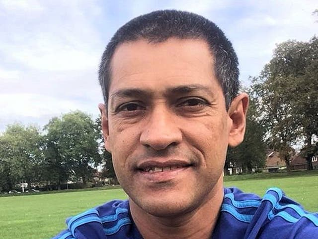 Iderval Da Silva was beaten to death by moped thieves in London