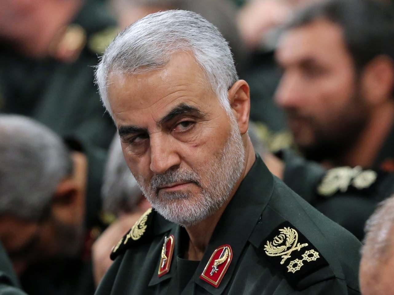 Iran news – live: US 'must presume it's at war with Tehran', says former anti-Isis chief, after Trump orders top general Qassem Soleimani killed
