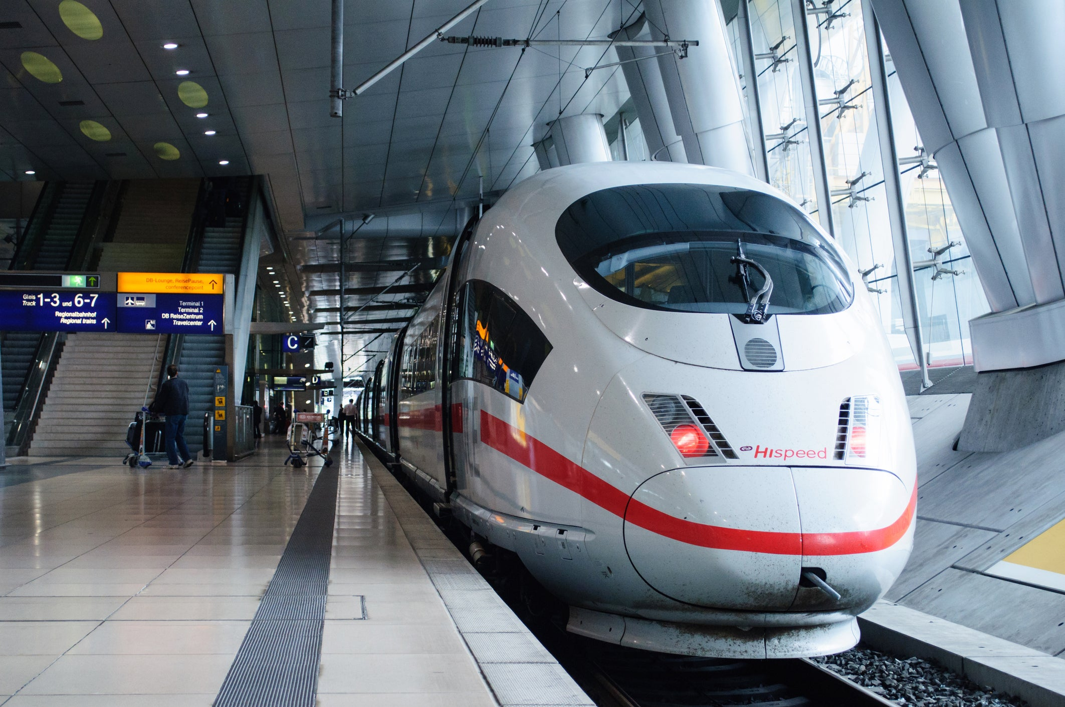 Long distance train tickets in Germany slashed by 10% to tackle clim…