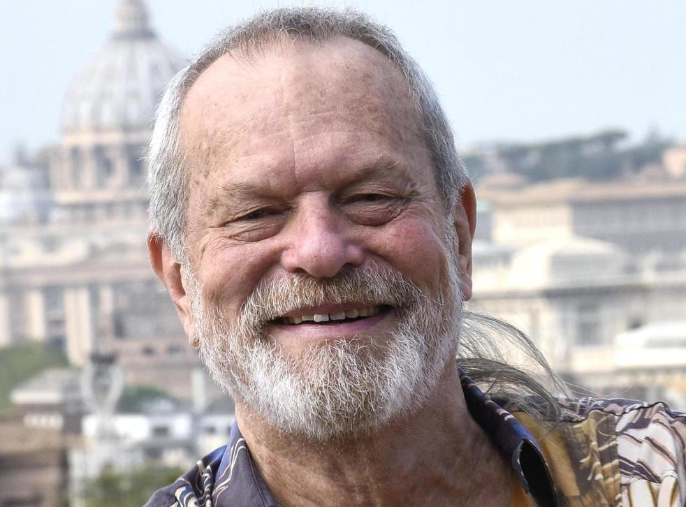 Terry Gilliam says Harvey Weinstein's alleged victims 'are adults who made choices' and he doesn't like the terms 'black or white'