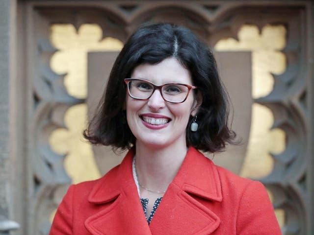 Liberal Democrat MP Layla Moran