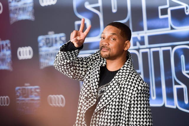 <p>Will Smith helped New Orleans celebrate 4 July</p>