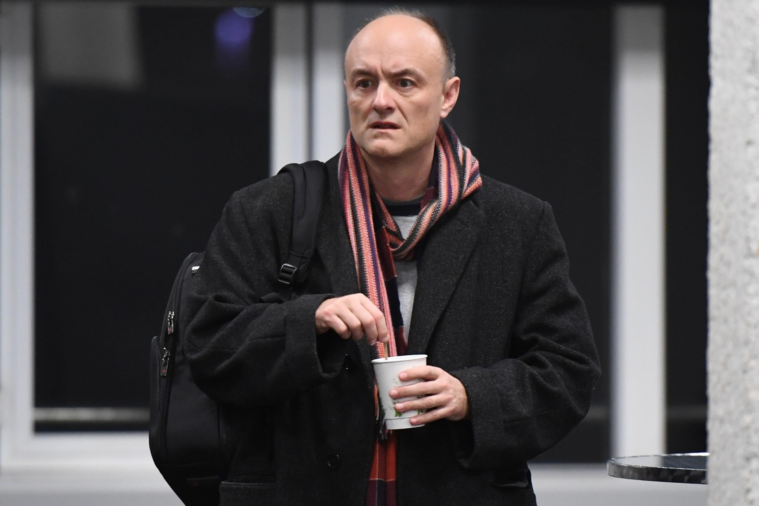 Sacked aide launches unfair dismissal claim after Dominic Cummings had her frogmarched out of Downing Street