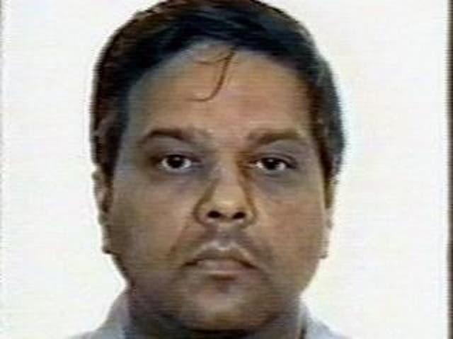 Krishna Maharaj in 1987
