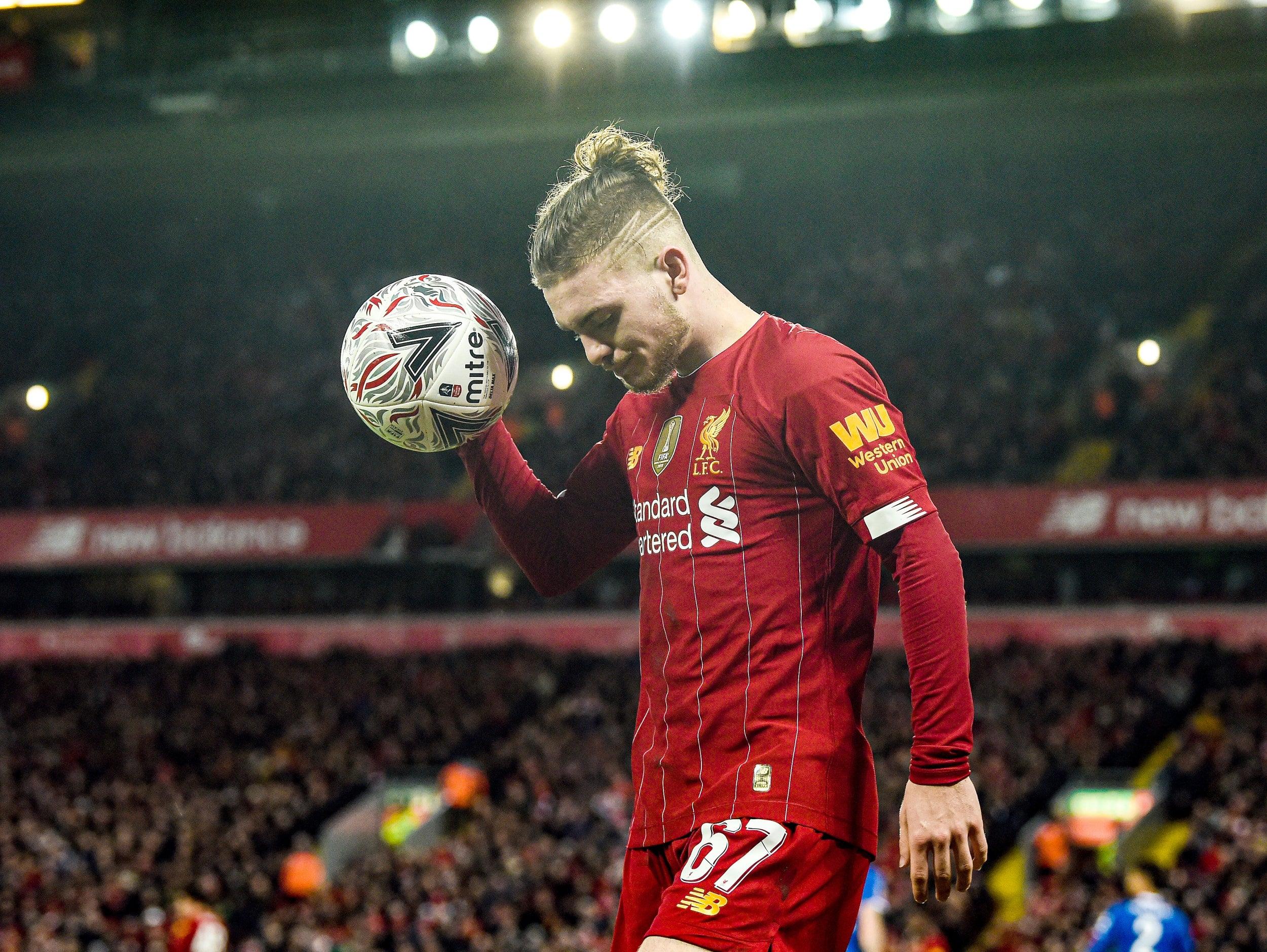 Liverpool starlet Harvey Elliott agrees new long-term contract