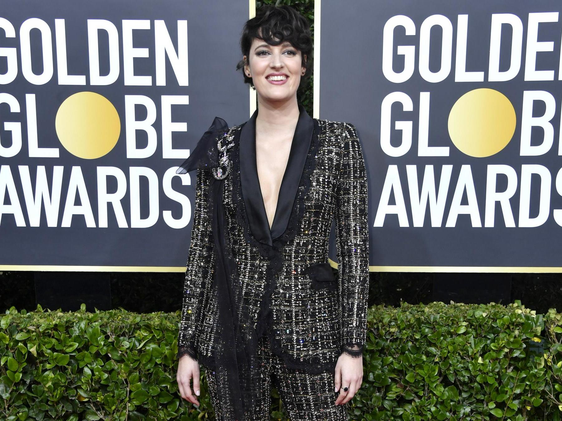Australia wildfires: Phoebe Waller-Bridge raises $40,000 for relief efforts by selling Golden Globes suit