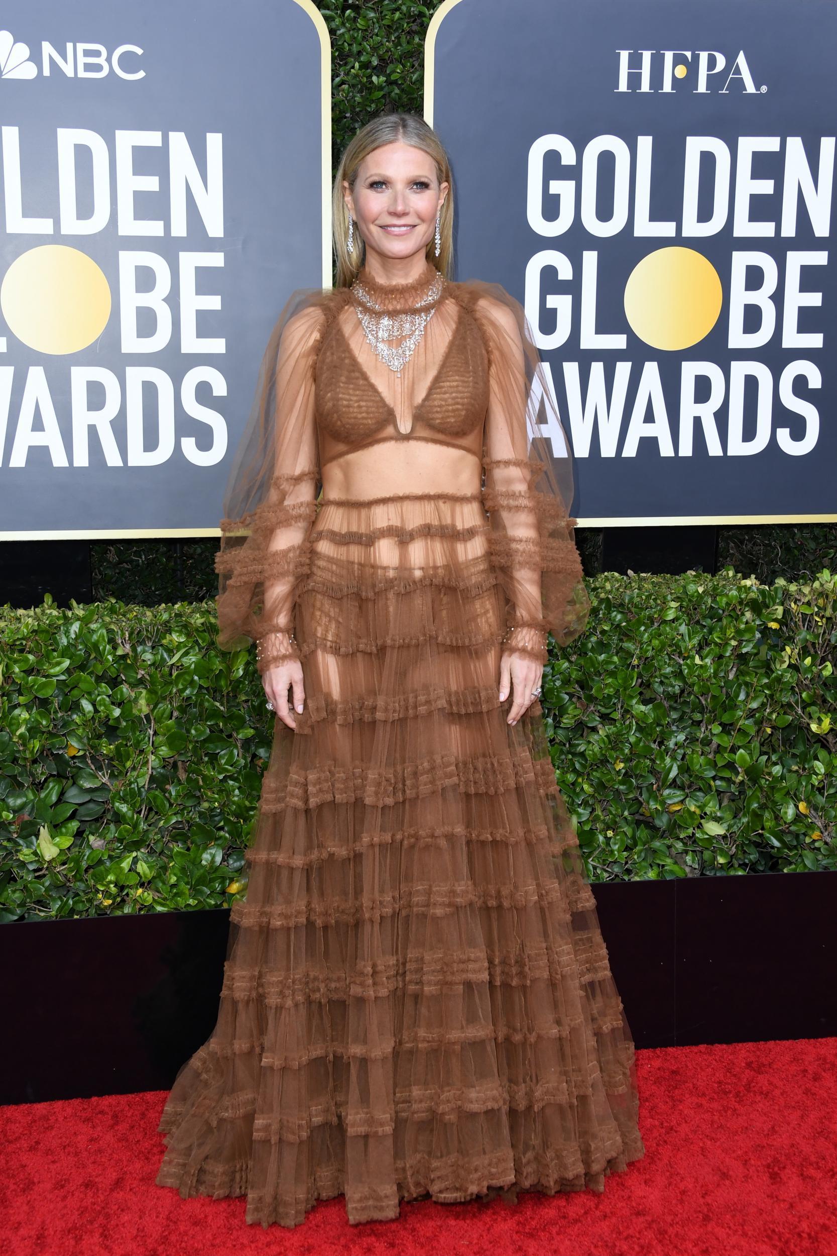 Golden Globes'