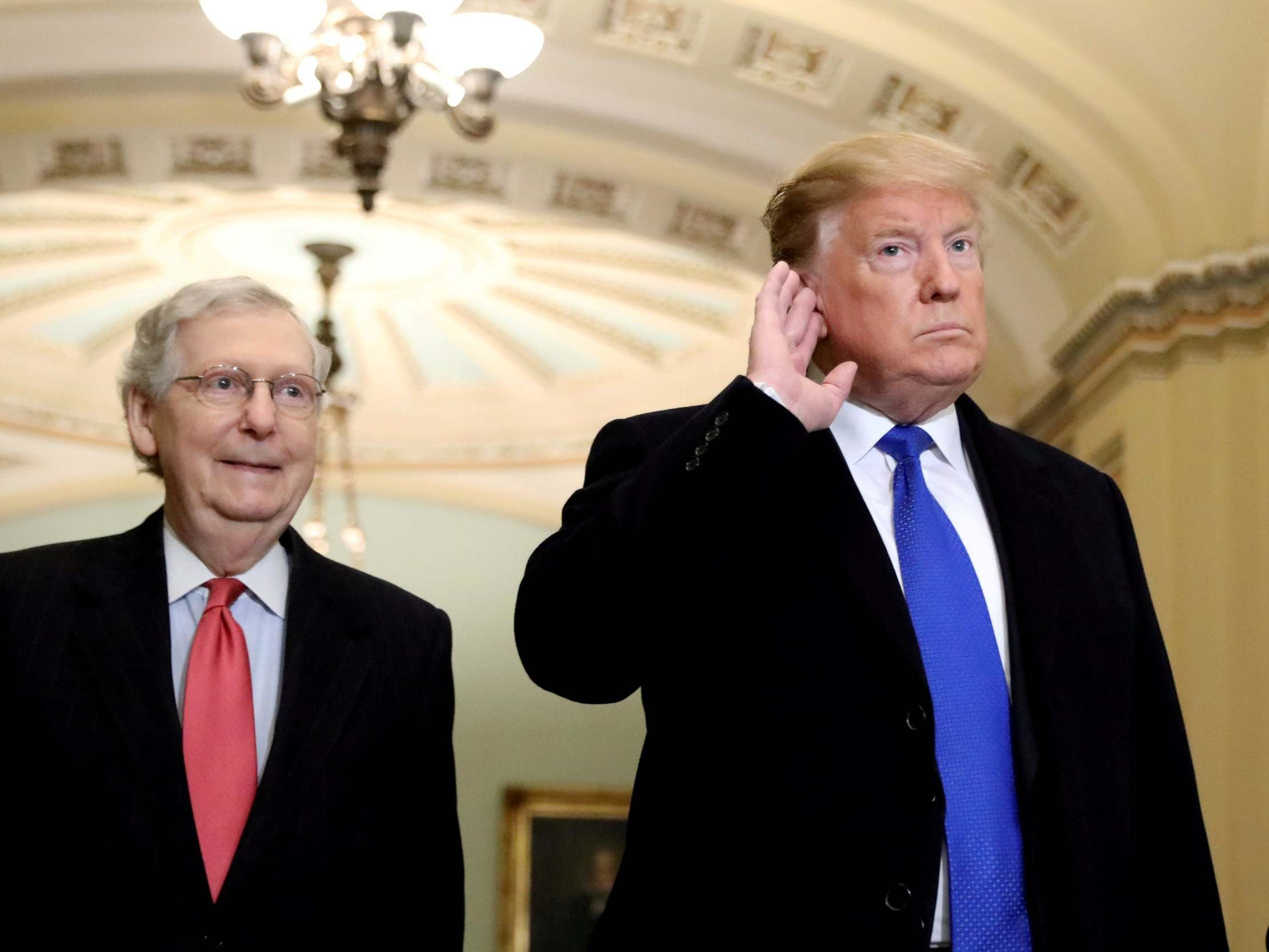 Mitch McConnell, I'm an attorney — and the impeachment 'trial' you're planning isn't a trial at all