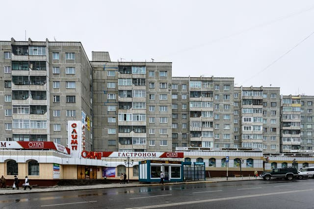 Magadan was founded in 1929 and now it's the administrative centre of the region