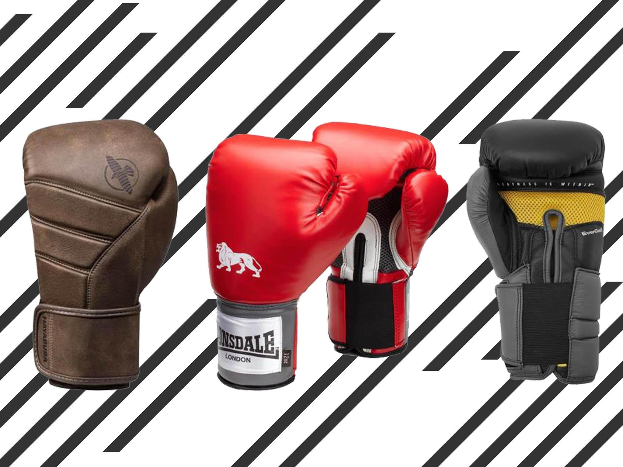 Best boxing gloves for fitness, sparring and training | The