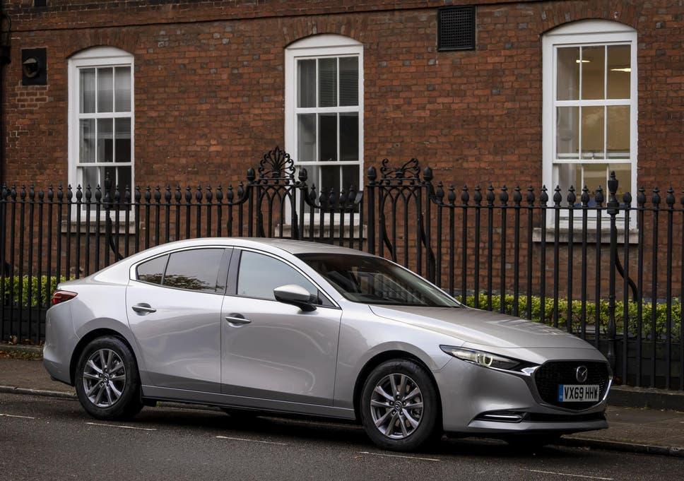 New Mazda 3 Review (2020) | CAR Magazine | 681x968