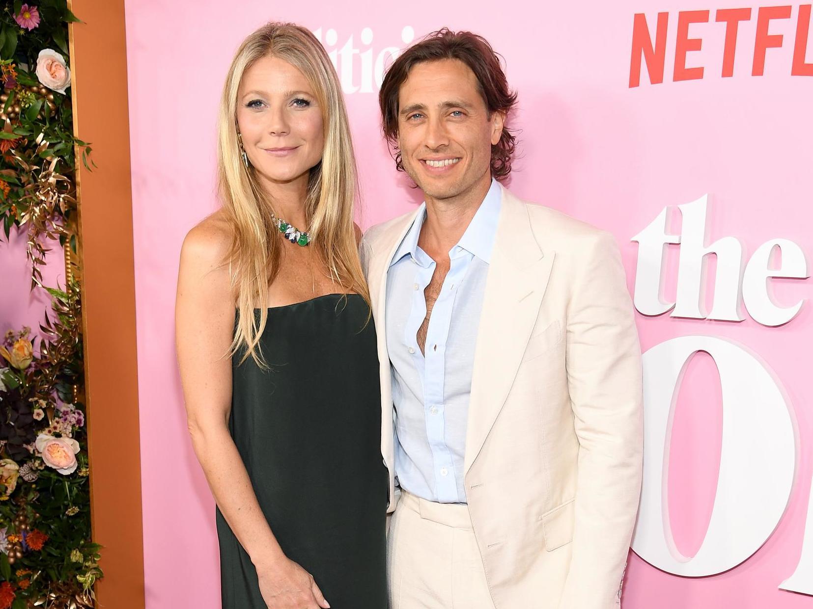 """Gwyneth Paltrow mieszkała poza mężem przez pierwszy rok małżeństwa, aby """"zachować tajemnicę"""""""