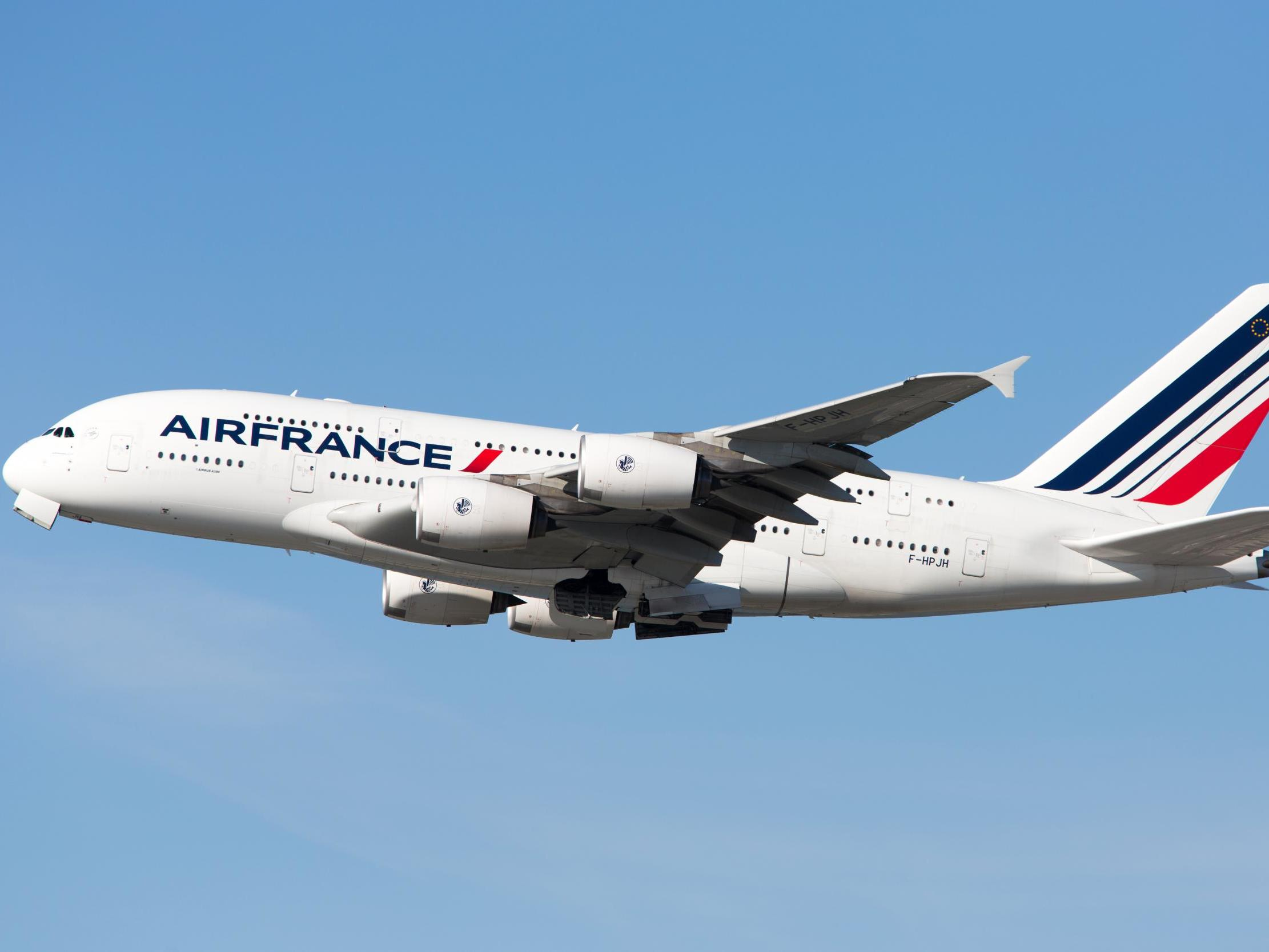 Child stowaway' found dead in plane's landing gear at Paris airport | The  Independent | The Independent
