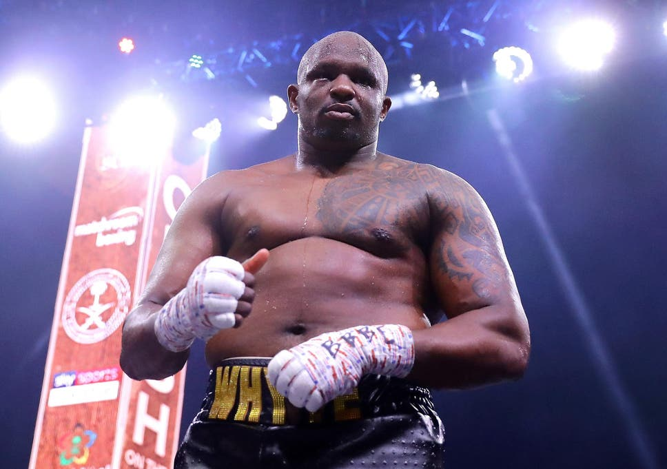 Image result for dillian whyte 2020