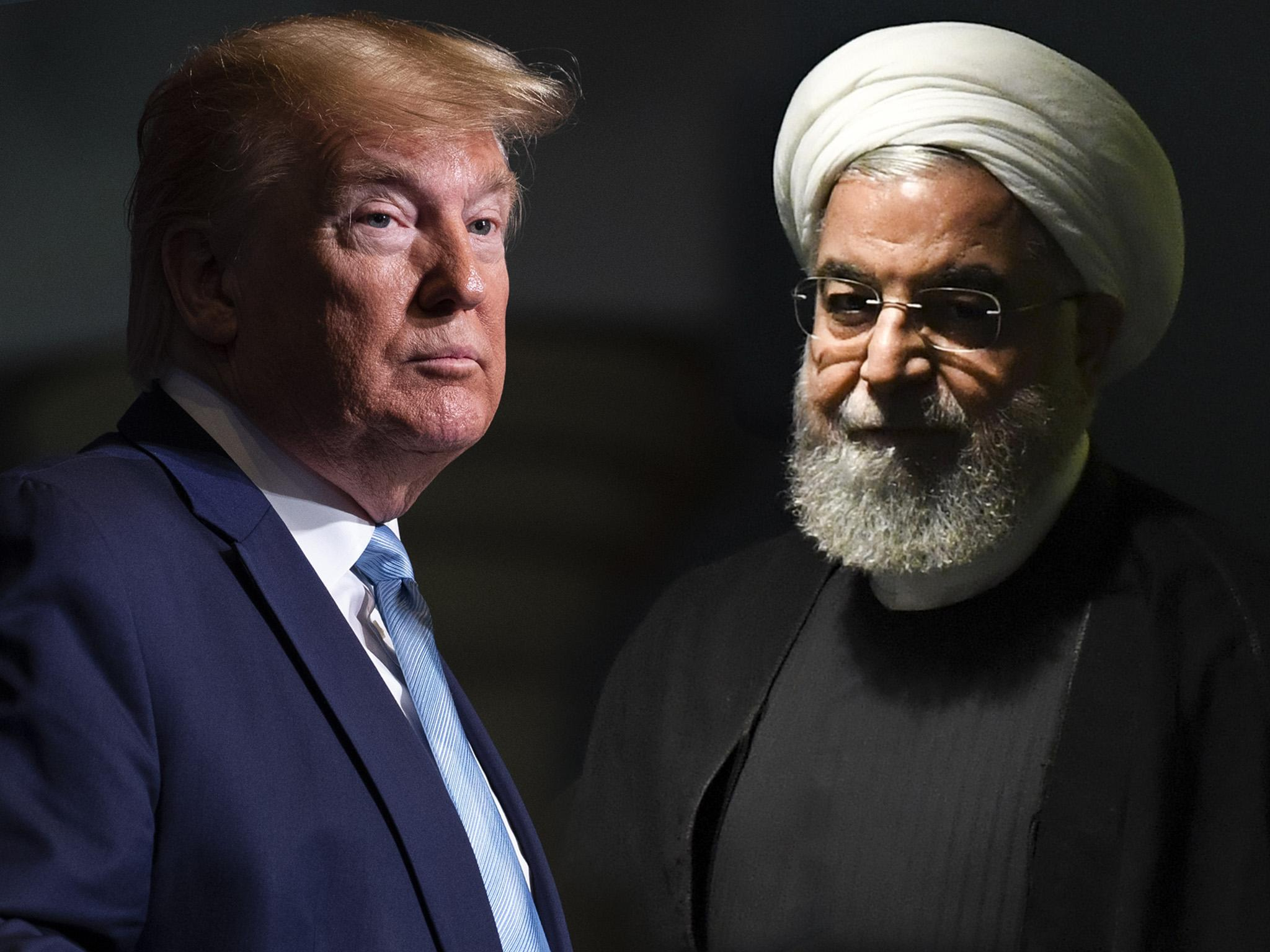 Iran rejects Boris Johnson's 'strange' proposal to strike new Trump deal to replace nuclear pact