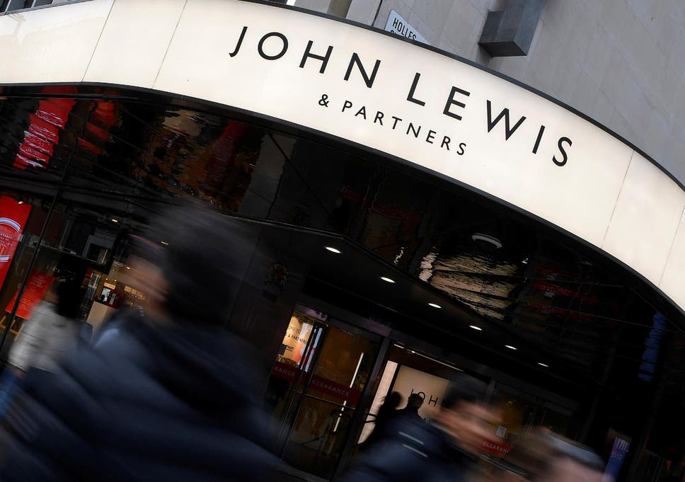 John Lewis Boss Sacked Following Poor Christmas Sales The