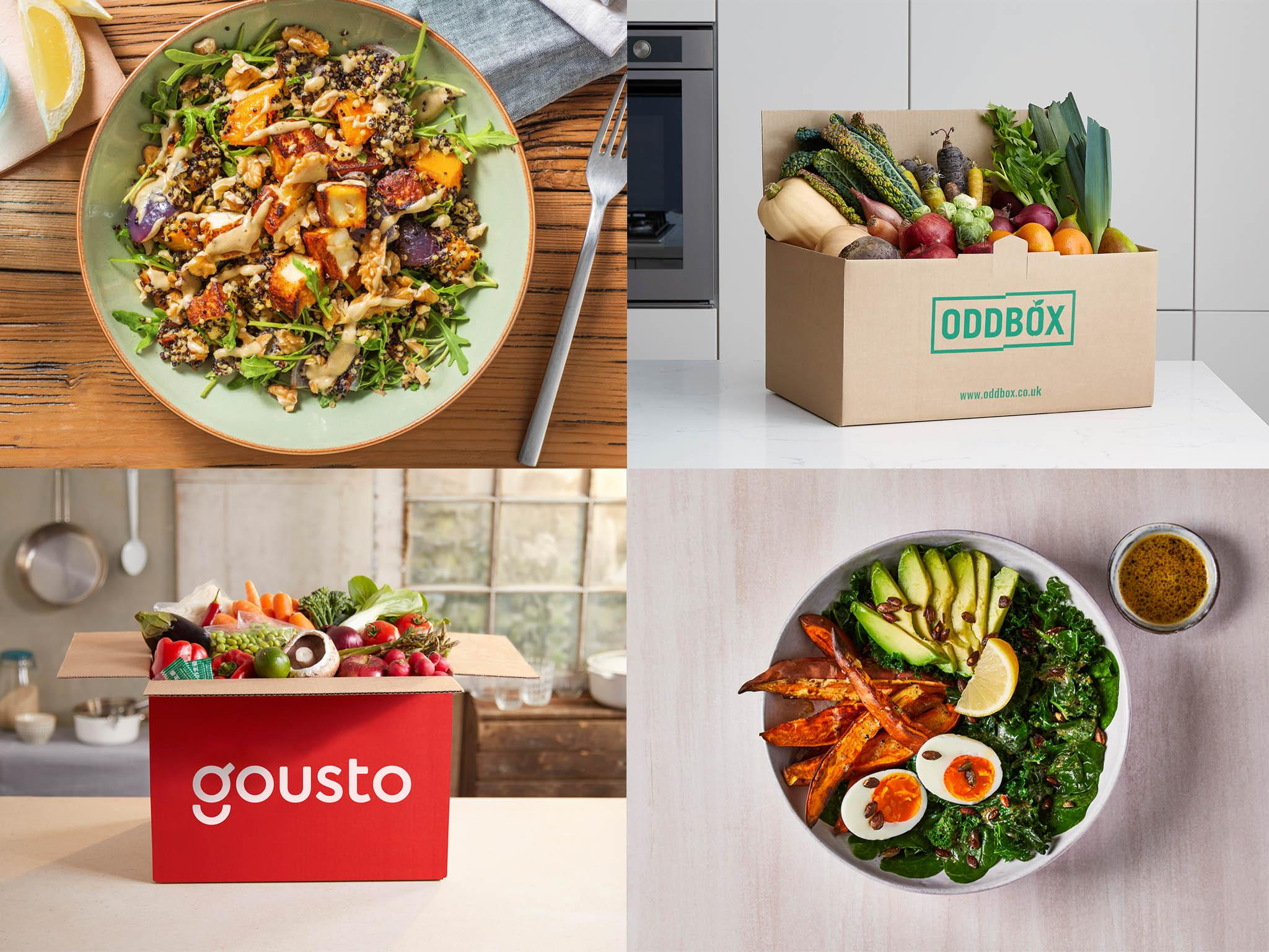 Best Healthy Food Subscription Boxes Delivered Straight To Your Door The Independent