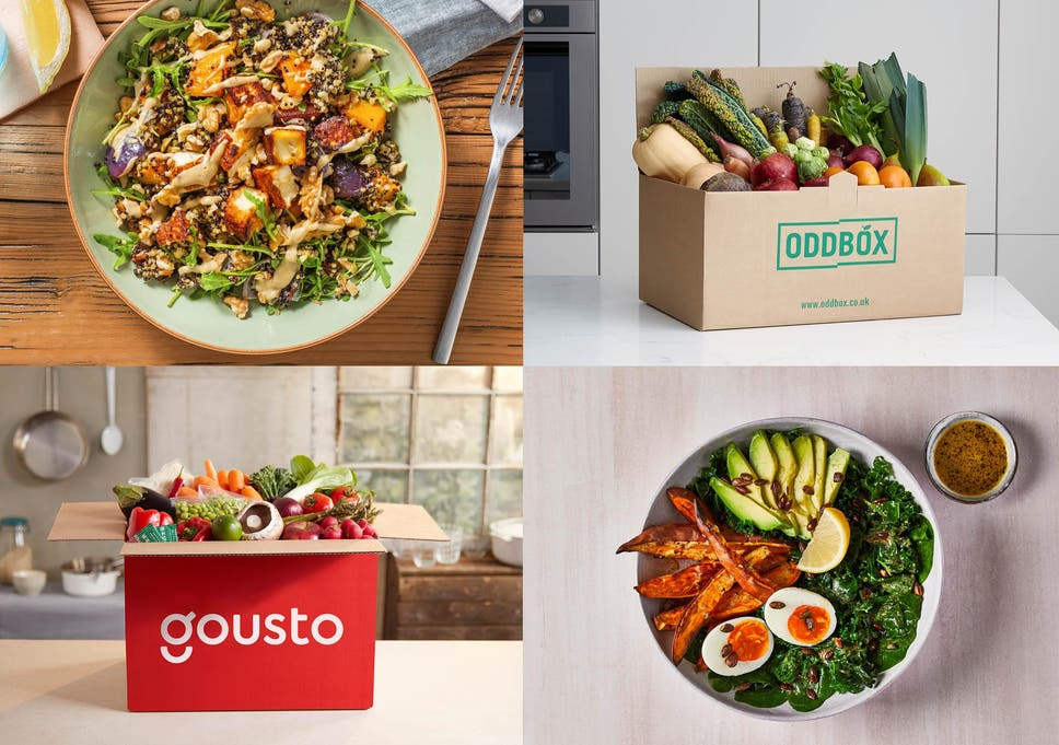 Best Healthy Food Subscription Boxes For Some Kitchen