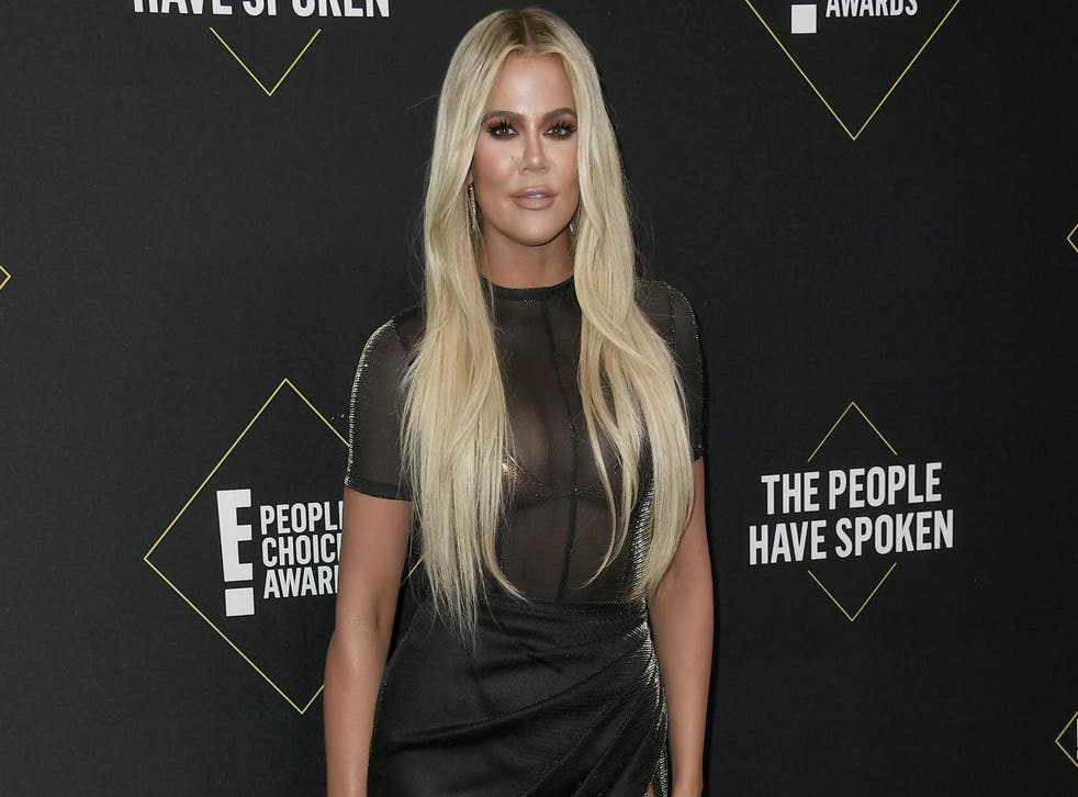 Khloe Kardashian faces backlash for promoting weight-loss shakes again (Getty)
