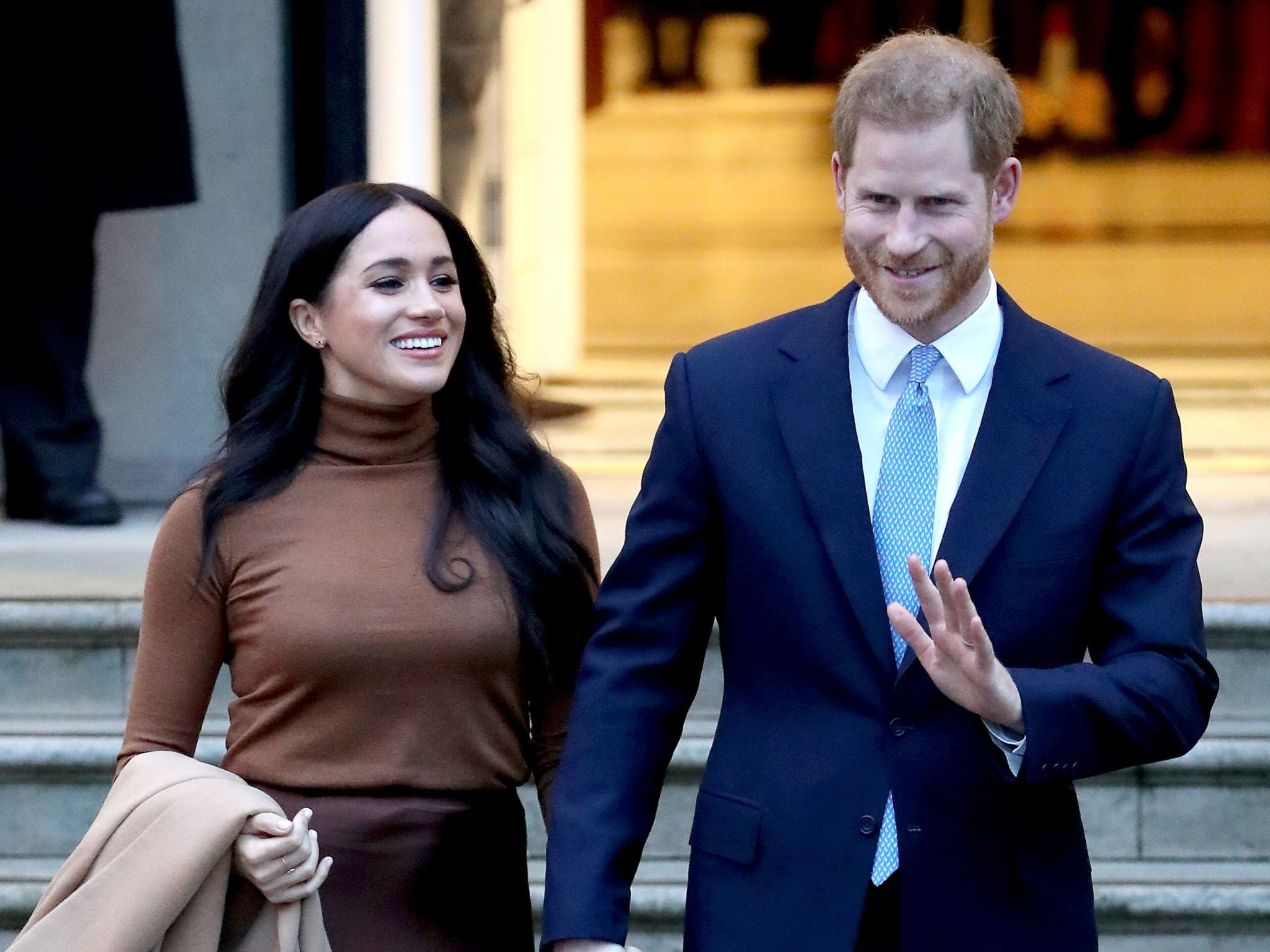 Prince Harry and Meghan Markle fail in bid to trademark Sussex Royal…