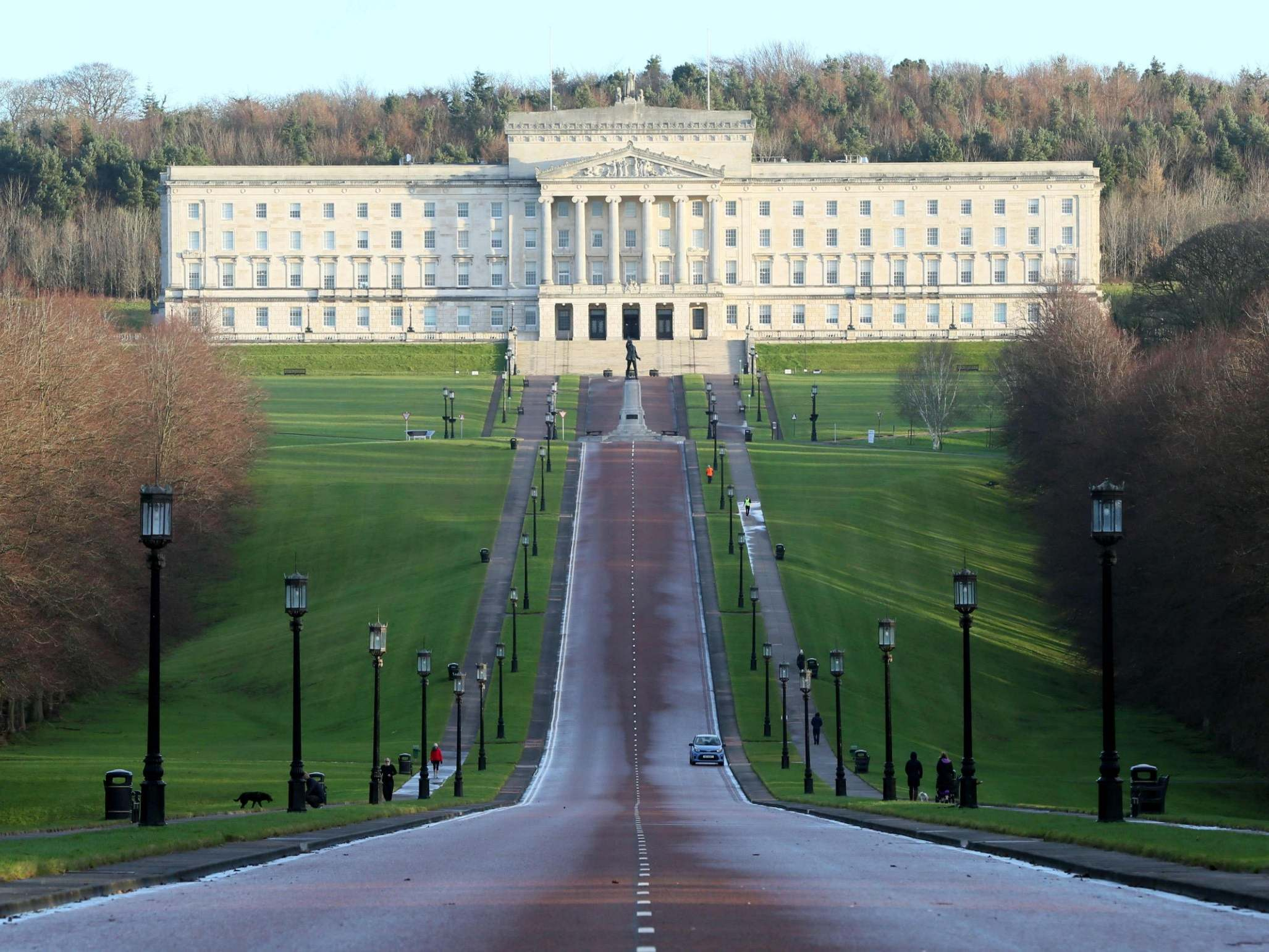 Brexit: Northern Ireland Assembly passes motion calling for transition period extension
