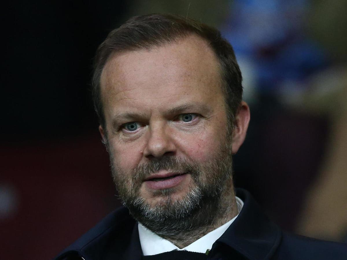 Ed Woodward S Salary Revealed In Manchester United S Latest Financial Accounts The Independent The Independent