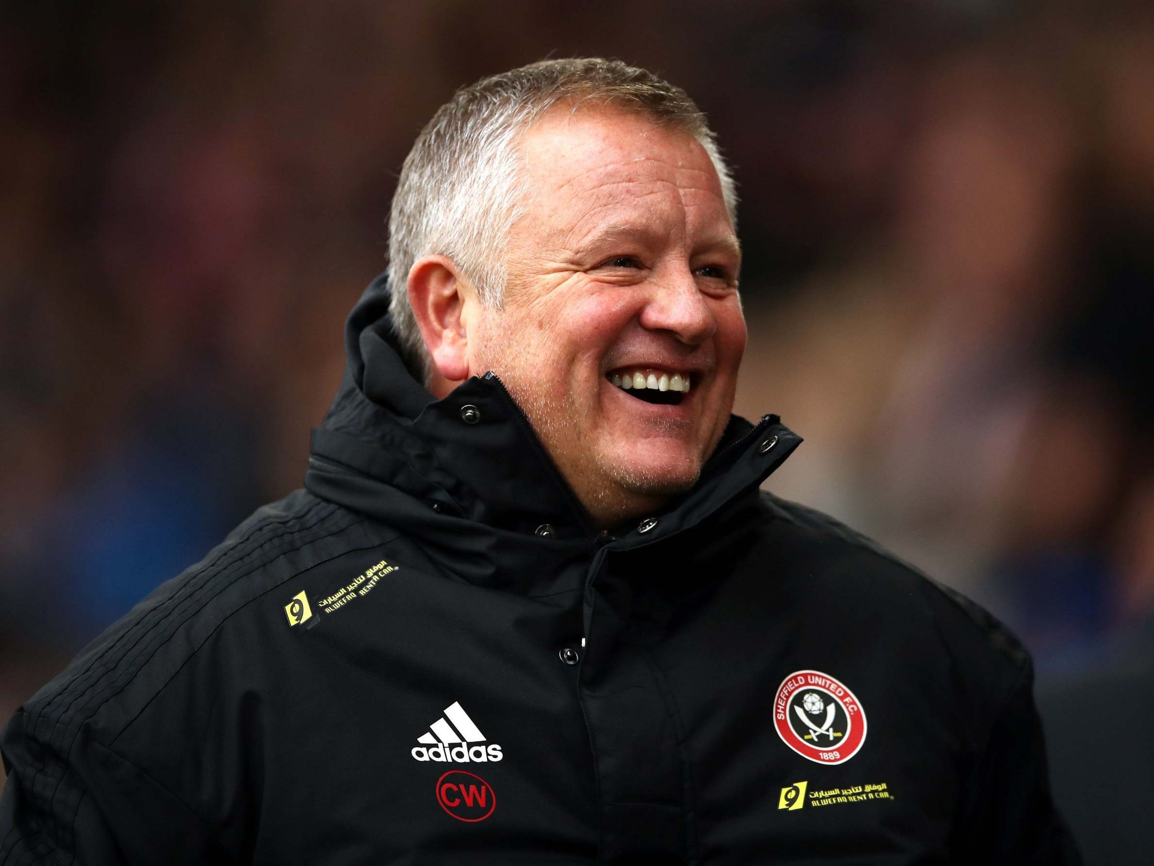 Chris Wilder: Contact training 'has to come as quickly as possible'