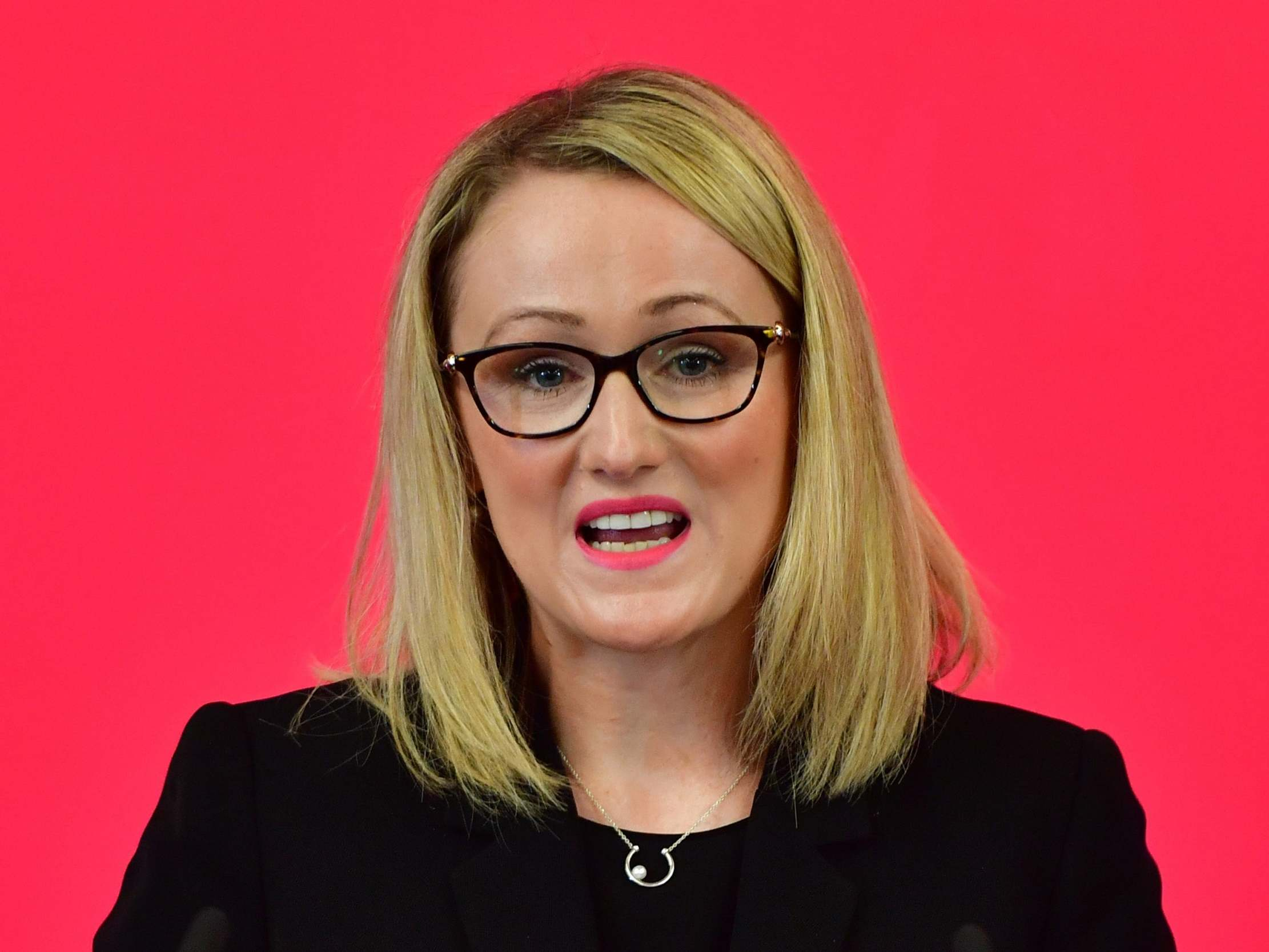 Rebecca Long-Bailey promises to end 'gentlemen's club' of politics, …