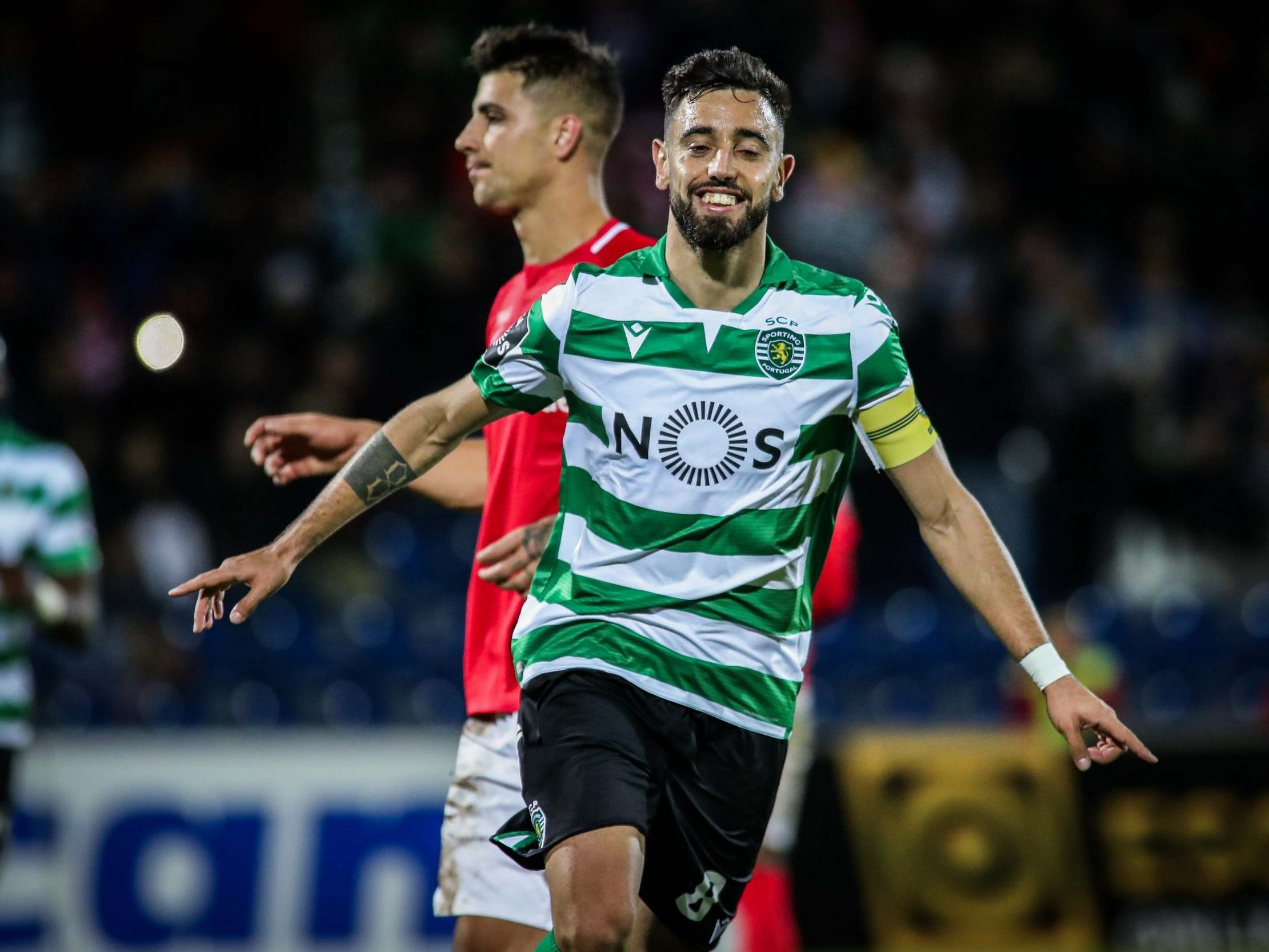 Bruno Fernandes: Manchester United transfer target will not join before Lisbon derby on Friday
