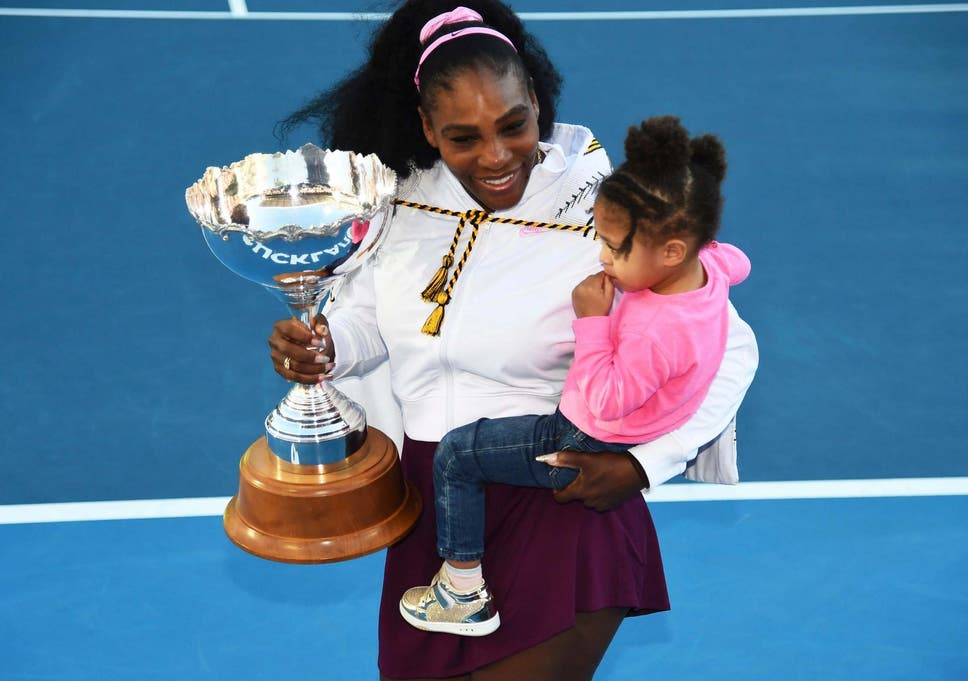 Image result for serena williams wins her title