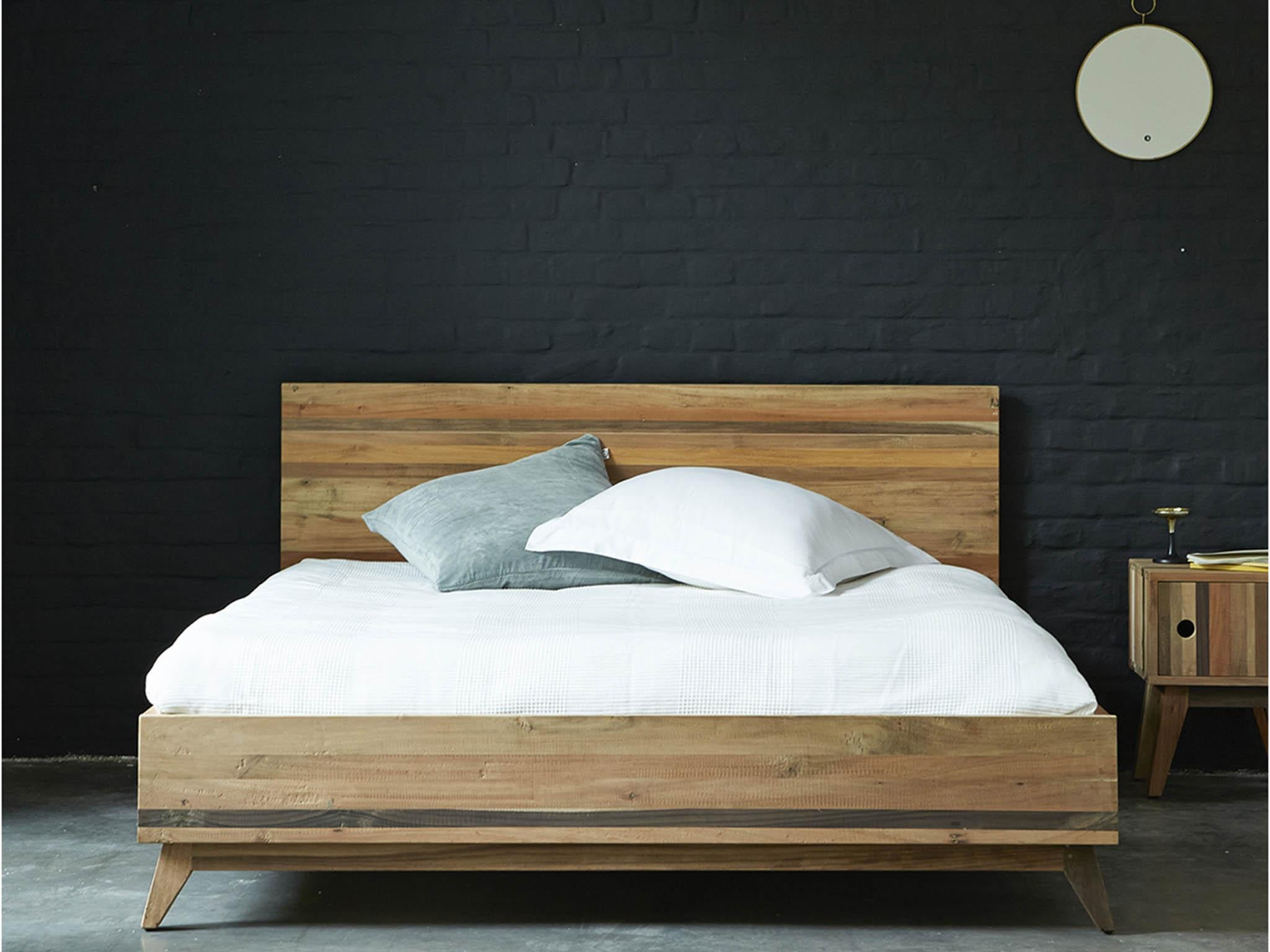 Picture of: Best Double Bed Choose From Wooden Brass Or Upholstered The Independent