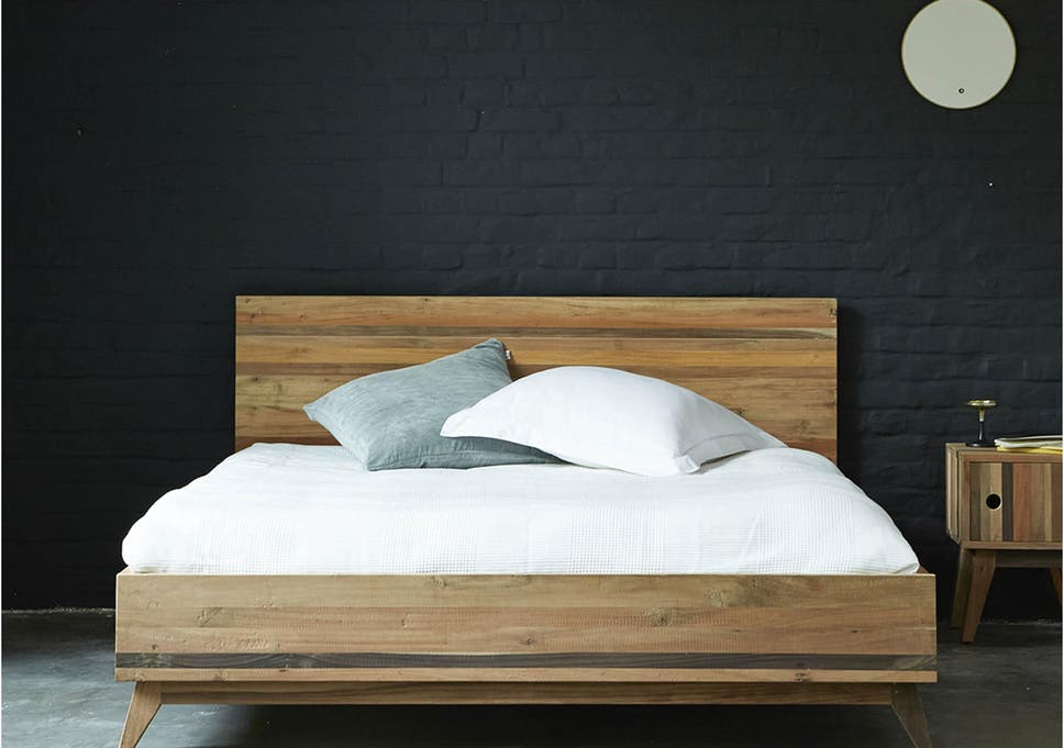 Best Double Bed Choose From Wooden Brass Or Upholstered