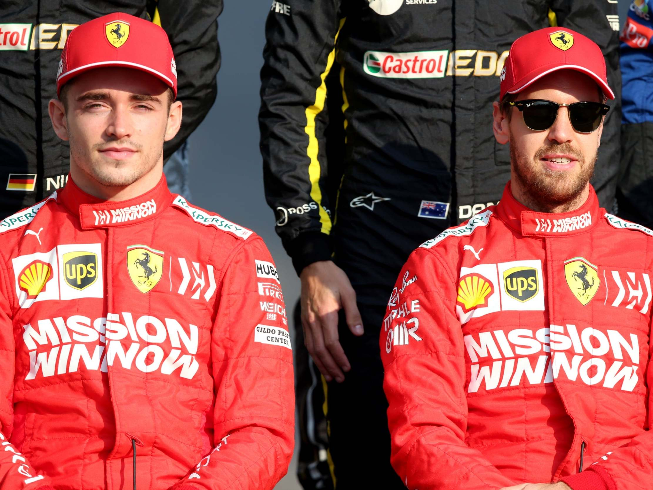 Charles Leclerc vows not to repeat crash with Sebastian Vettel and to learn from his mistakes in 2020