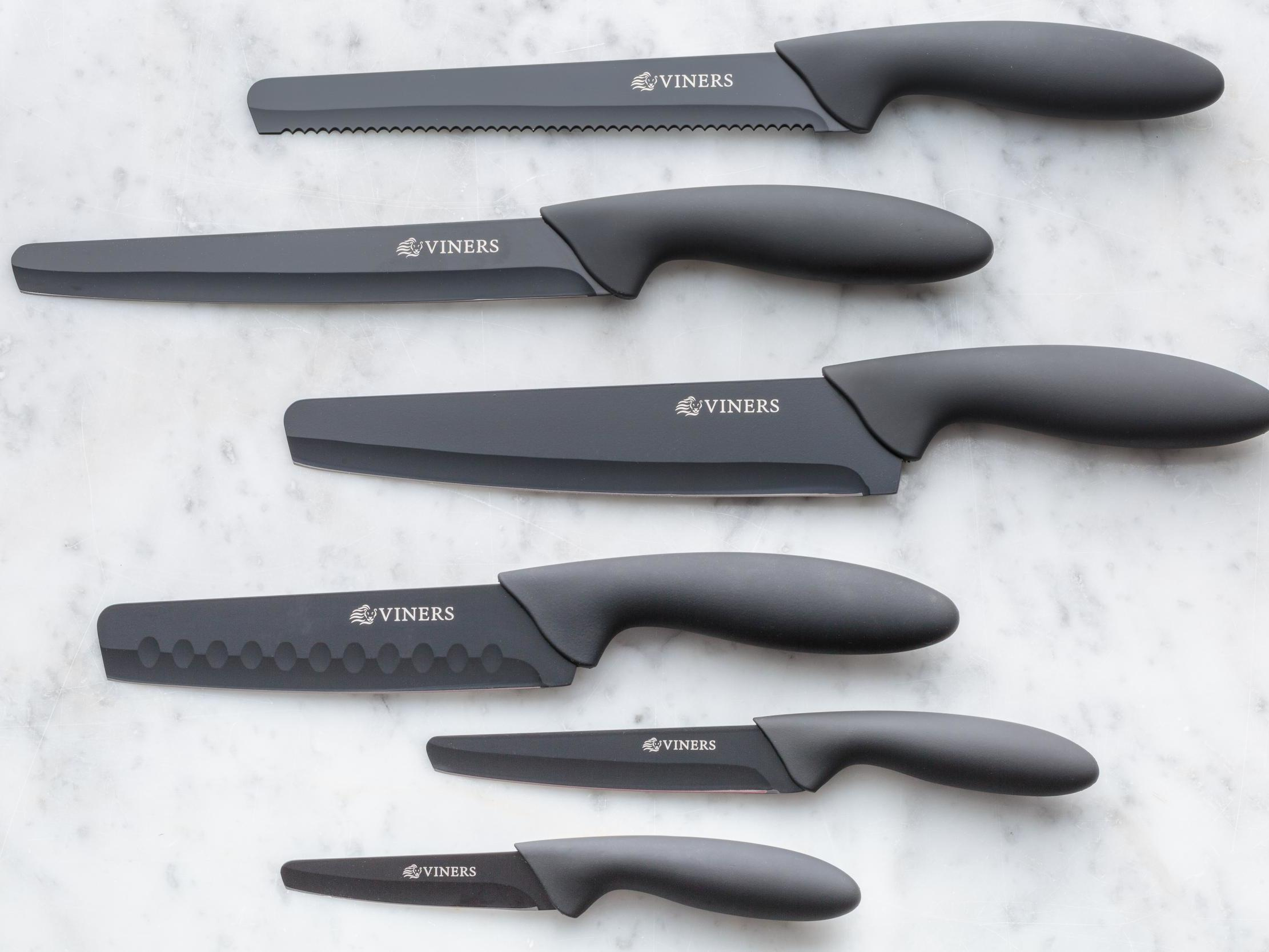 Cutlery company creates knives with square tips 'in response to rising knife crime'