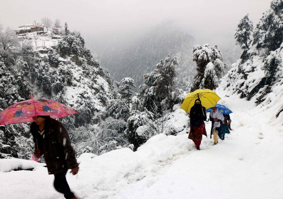 Image result for picture of severe weather conditions in pakistan and afghanistan