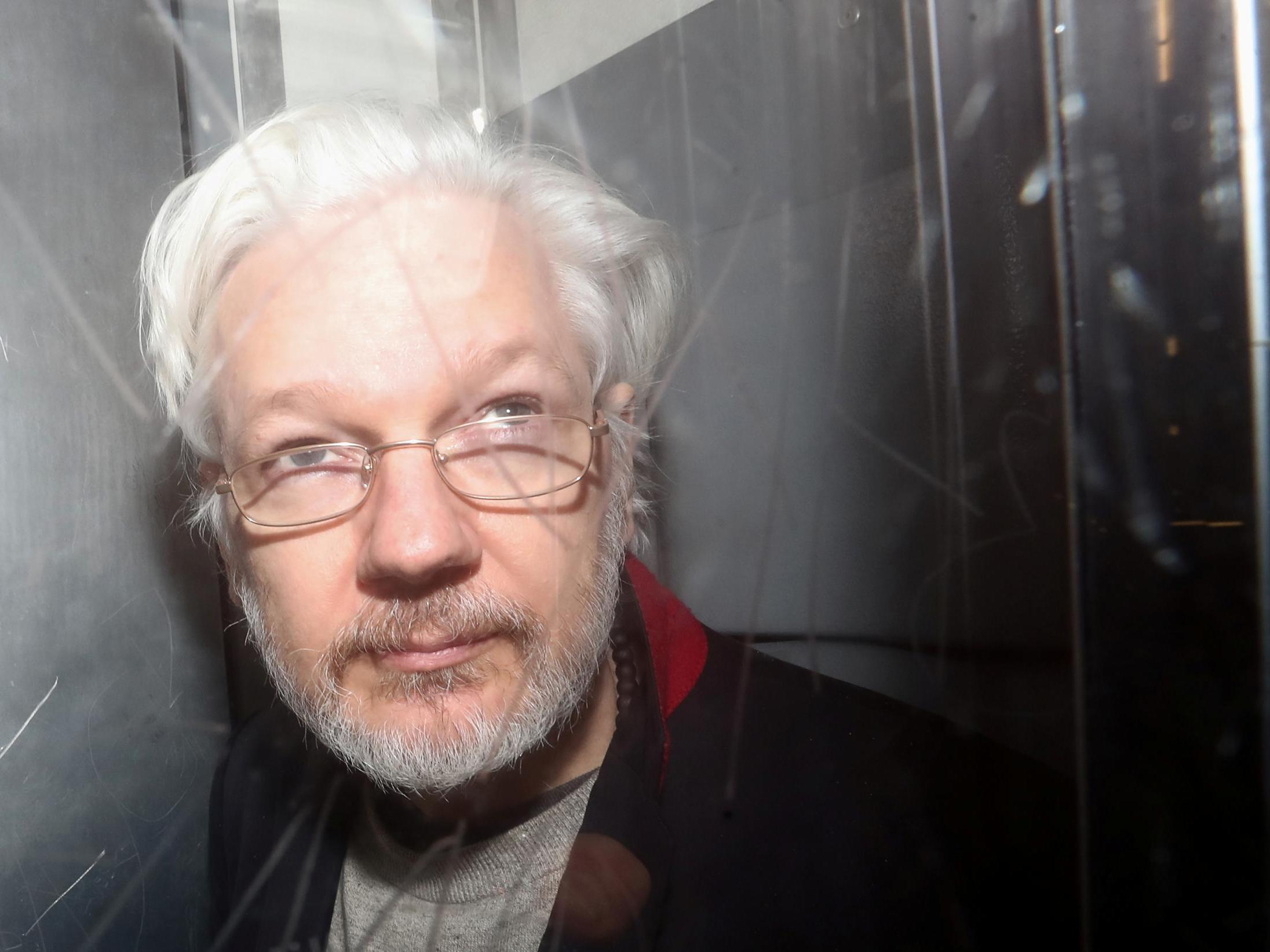 Julian Assange blocked from seeing key evidence ahead of extradition hearing, court hears