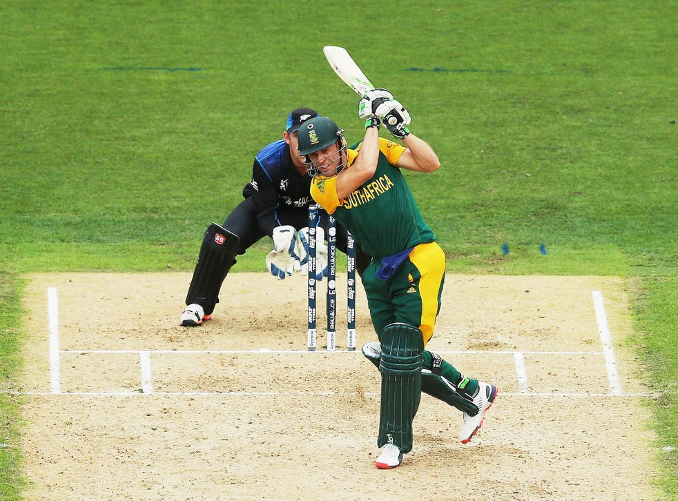 AB de Villiers confirms he could return for South Africa at Twenty20 World  Cup in Australia | The Independent | The Independent