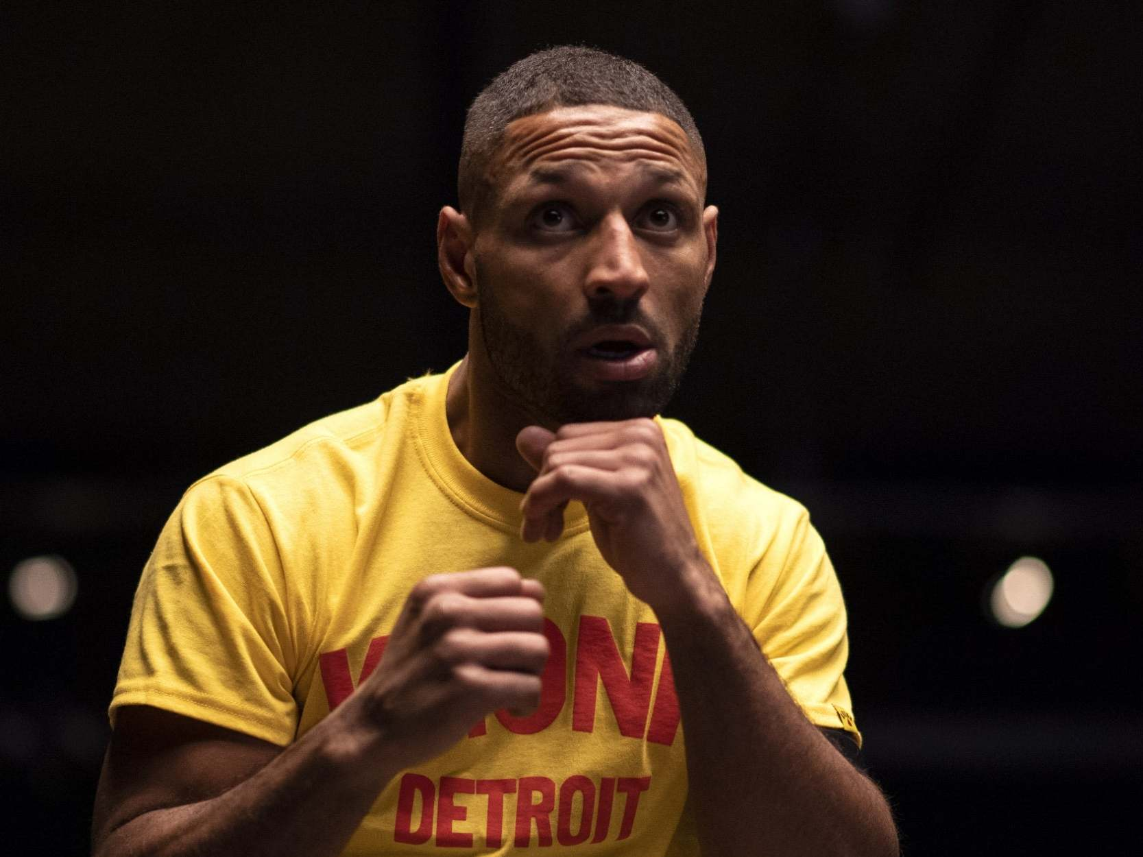 Kell Brook vows to retire if he loses to Mark DeLuca in comeback fight