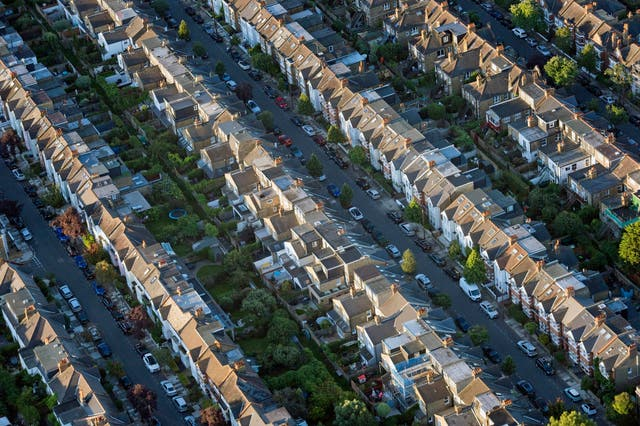 Private rented housing makes up a growing proportion of the market